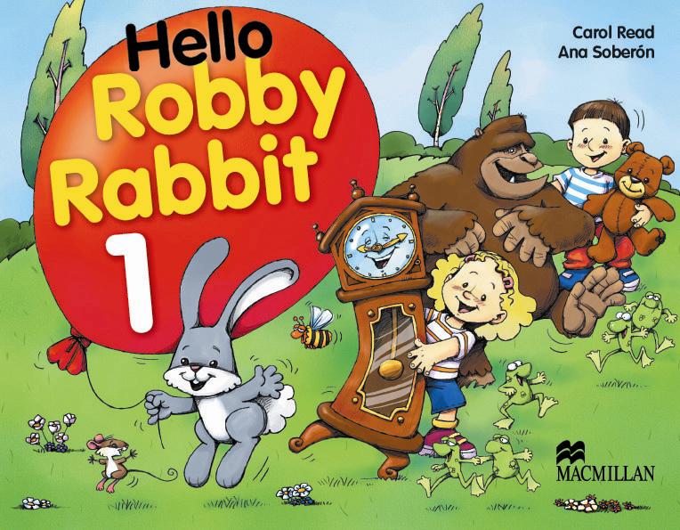 Hello Robby Rabbit 1 Pupil