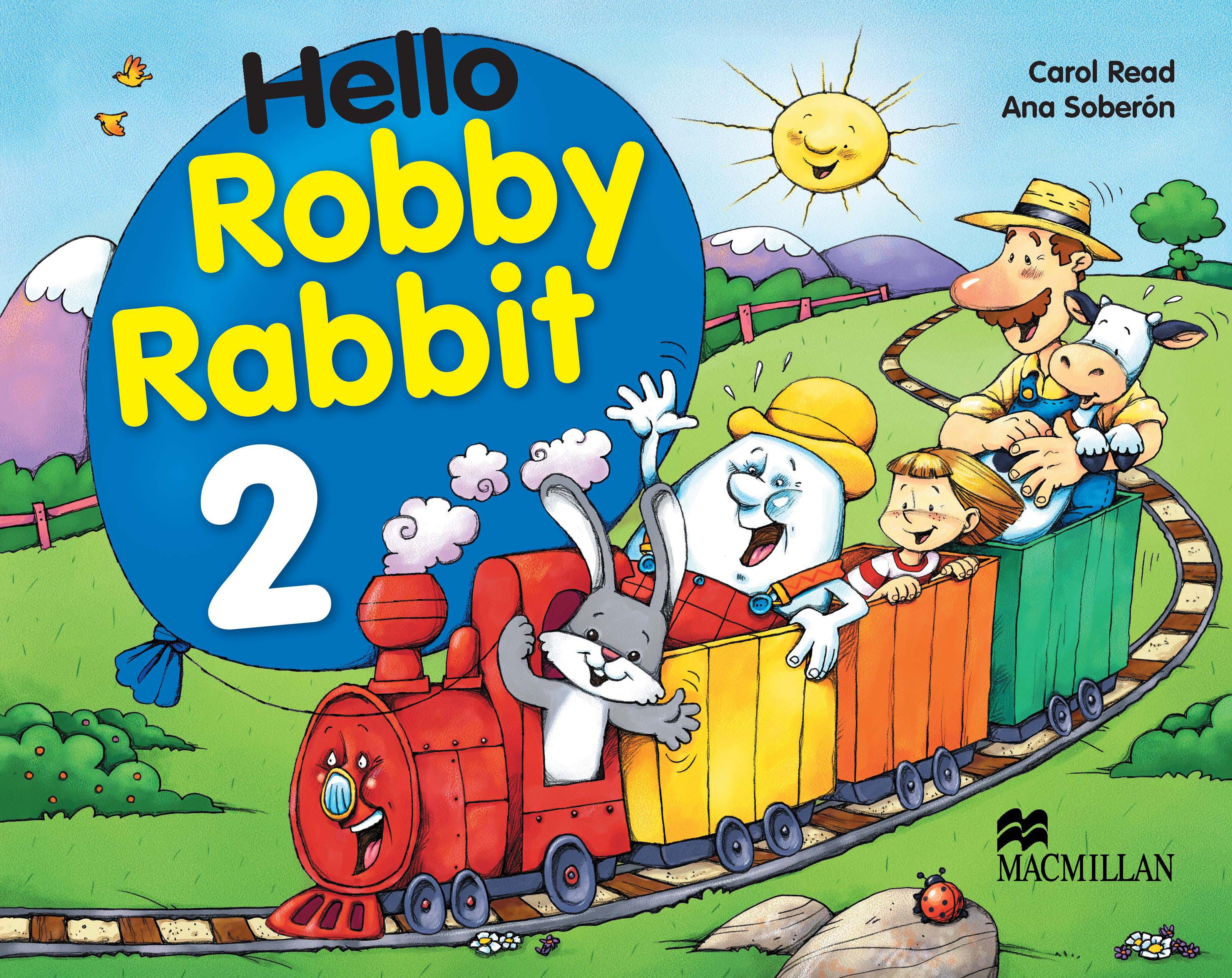 Hello Robby Rabbit 2 Pupil