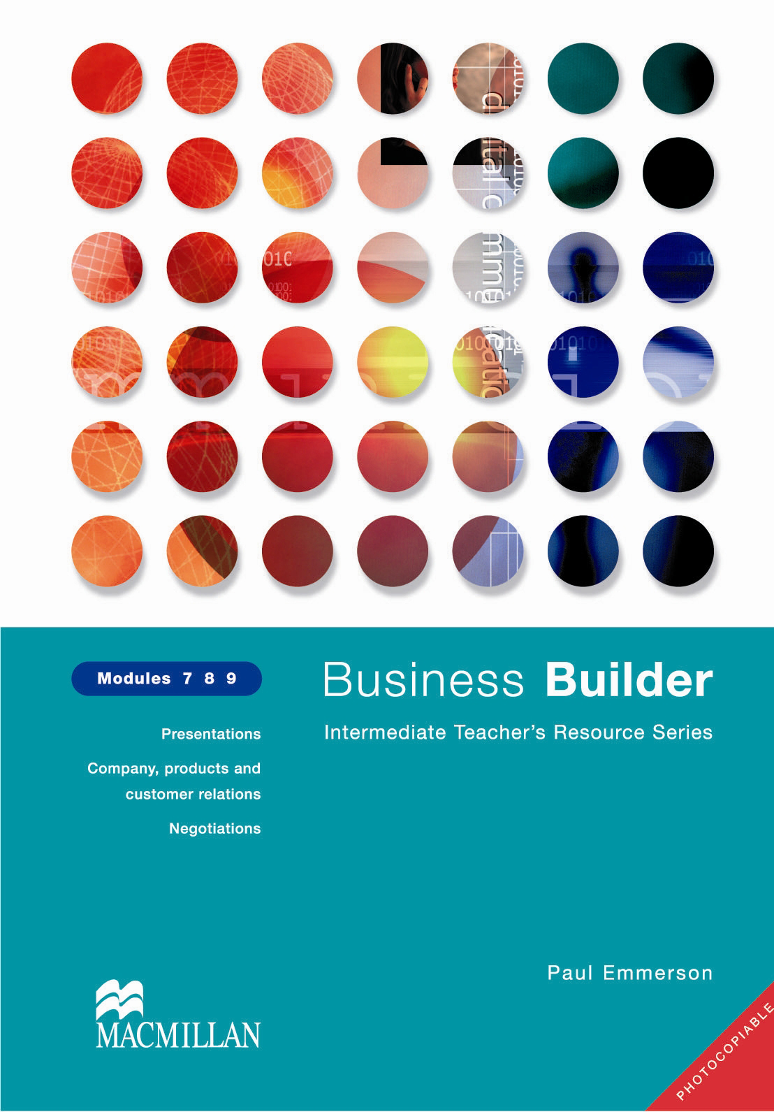 Business Builder Modules 7 - 9