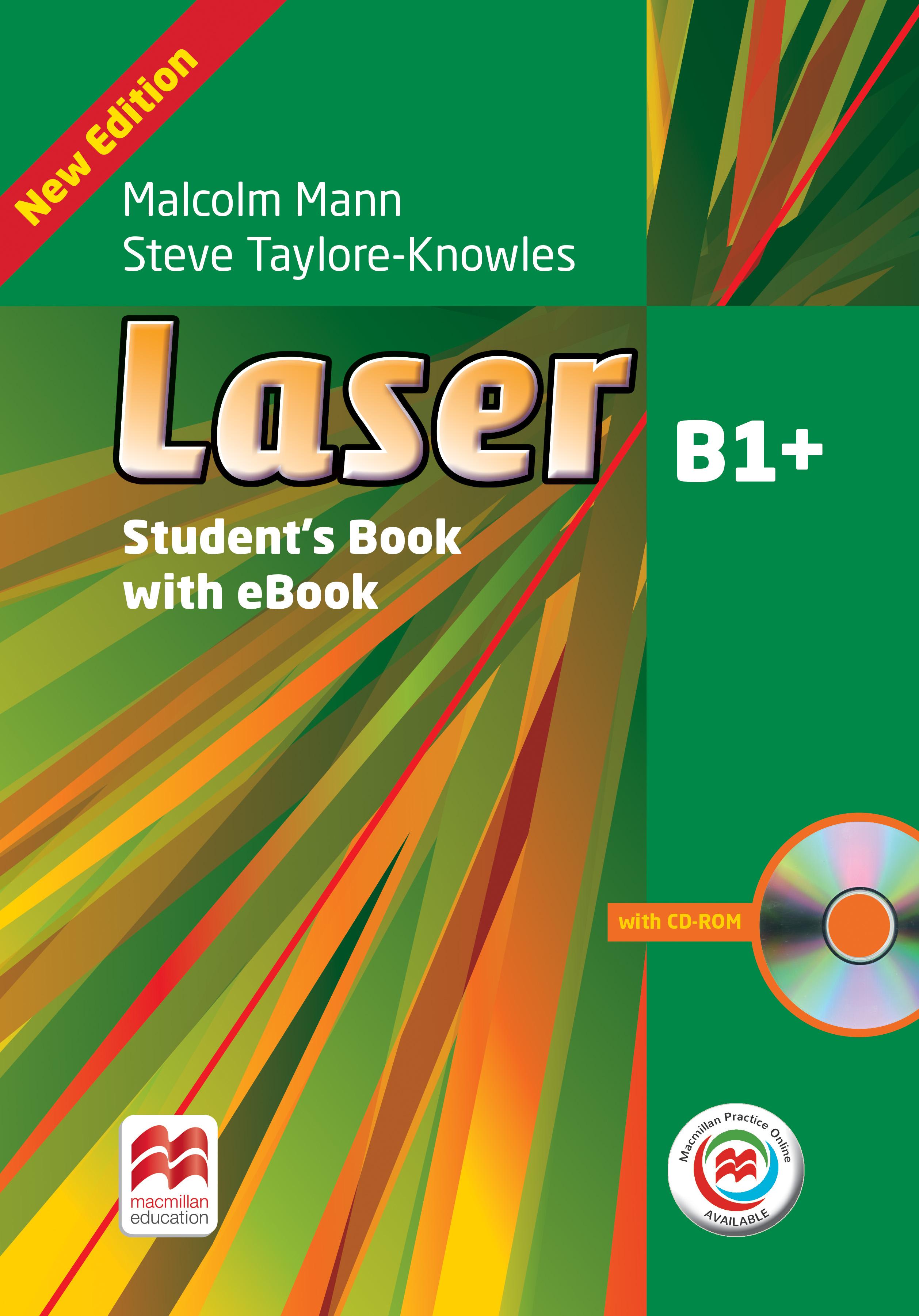 Laser 3rd edition B1+ Student
