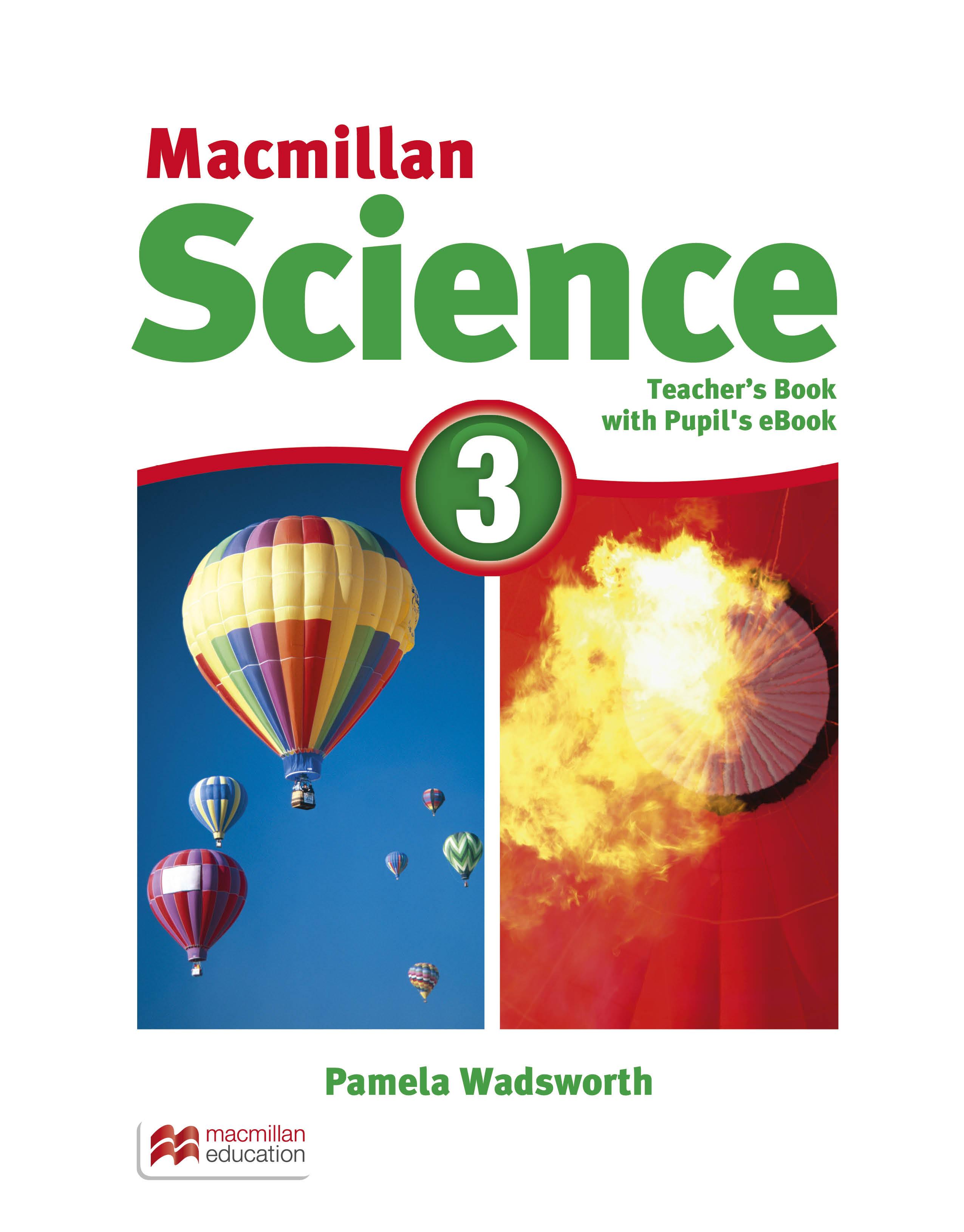 Macmillan Science Level 3 Teacher