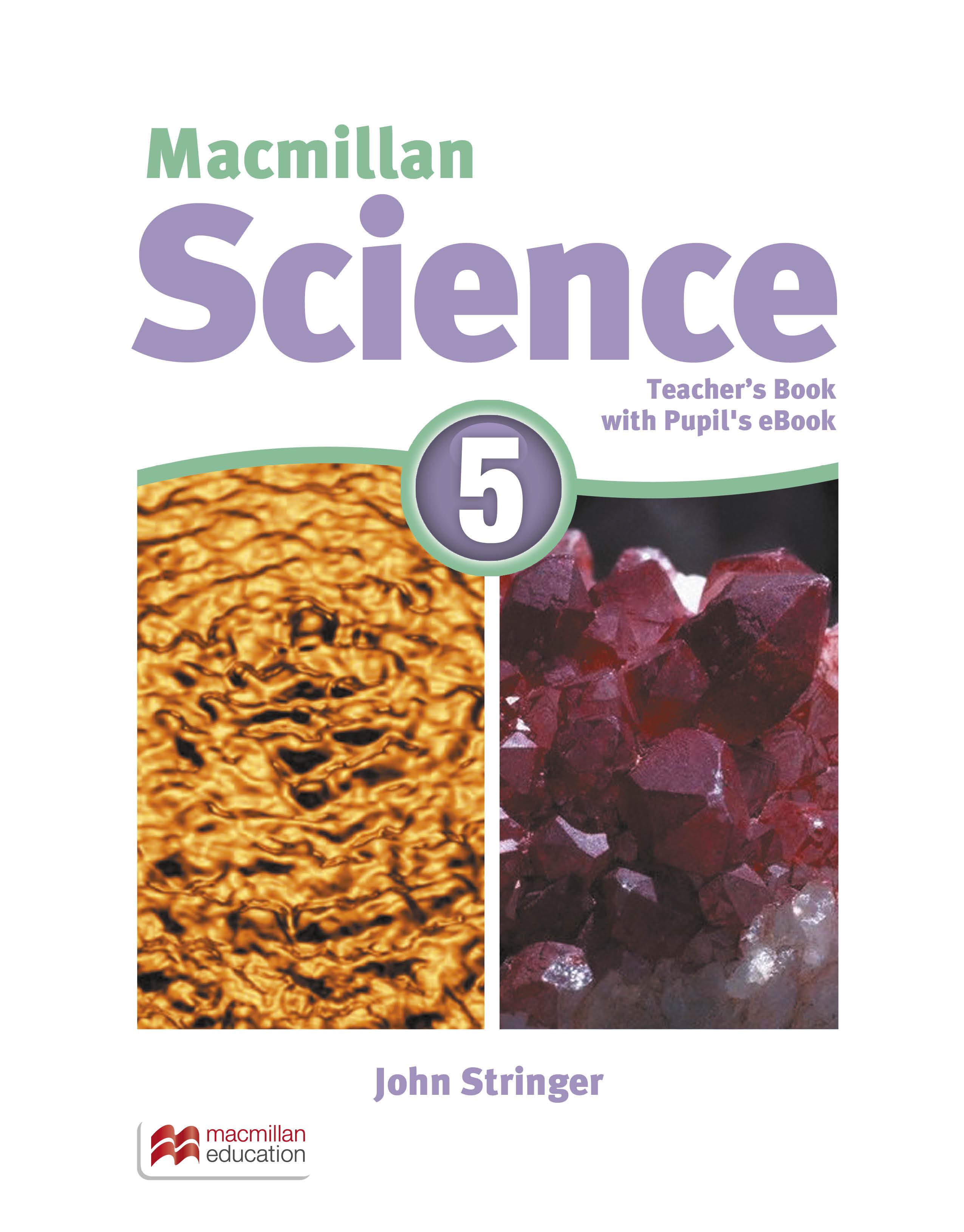 Macmillan Science Level 5 Teacher