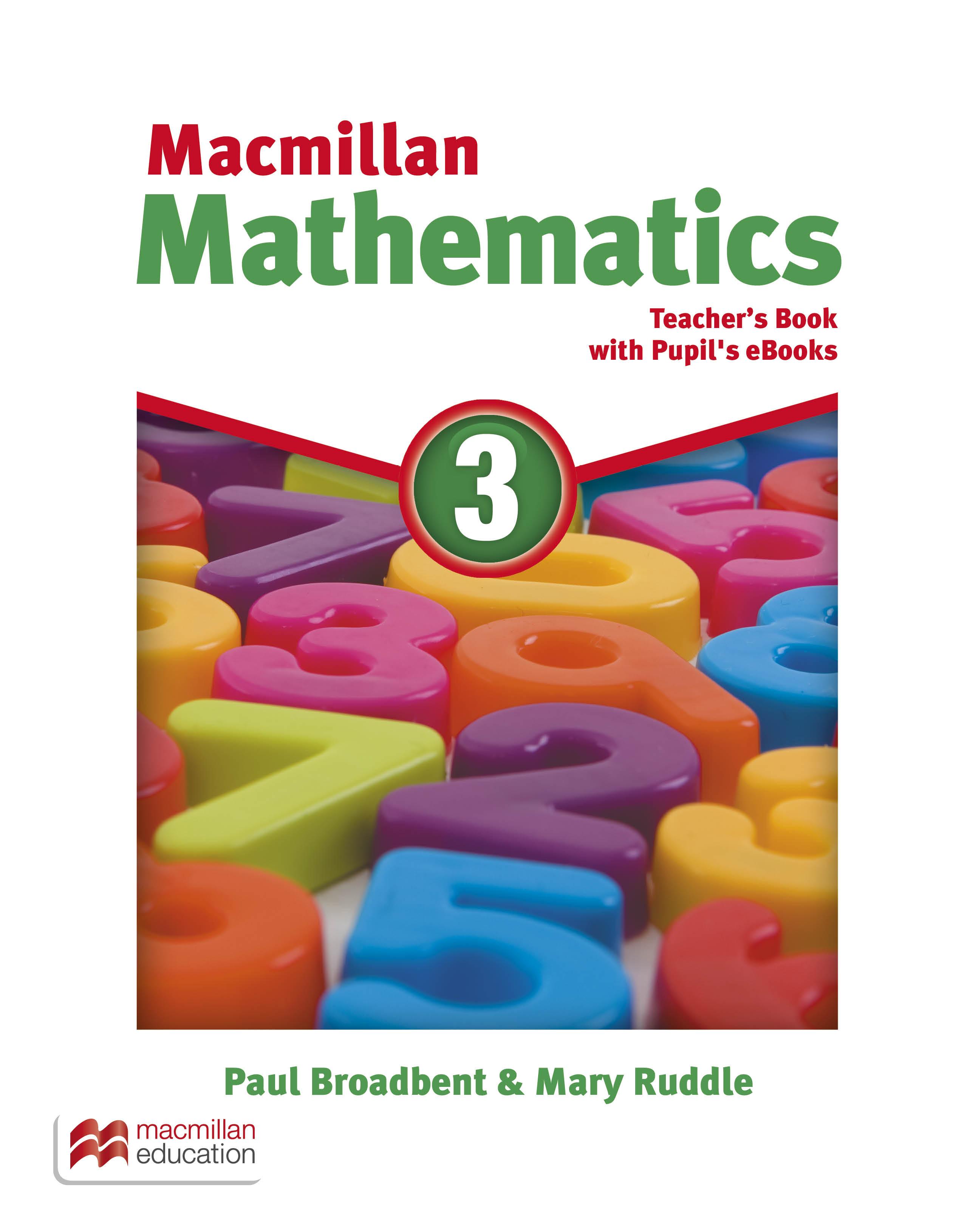 Macmillan Mathematics Level 3 Teacher