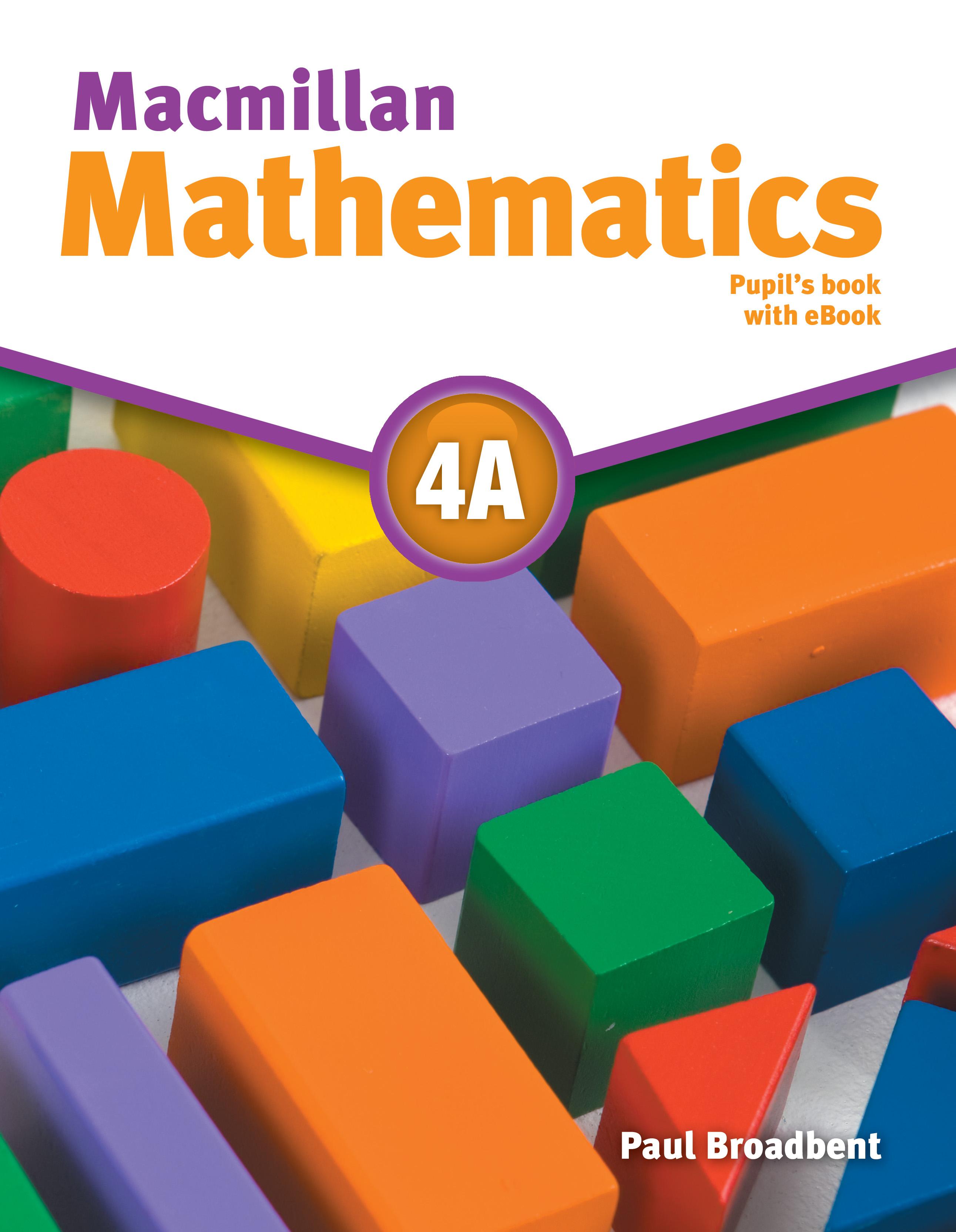 Macmillan Mathematics Level 4A Pupil