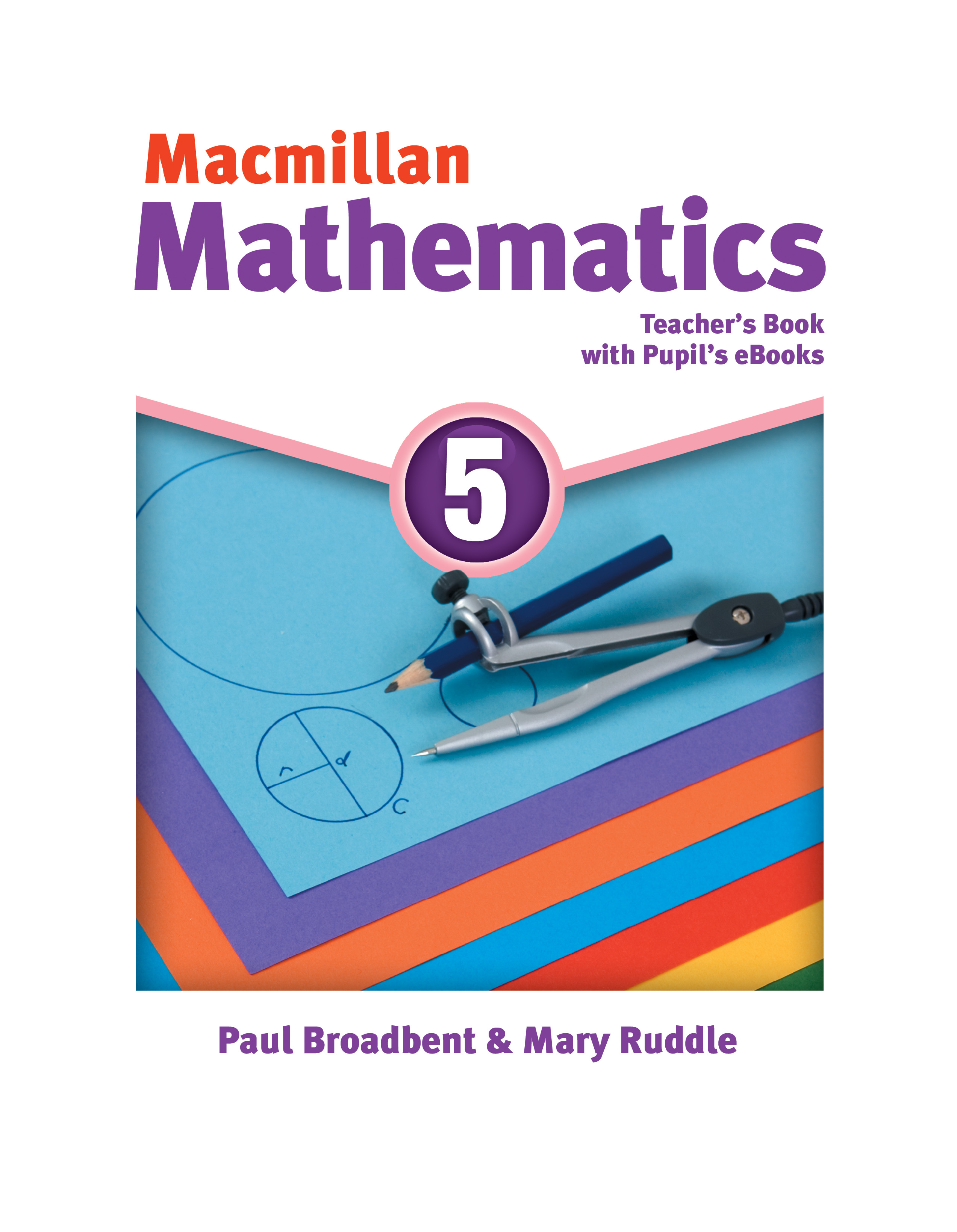 Macmillan Mathematics Level 5 Teacher