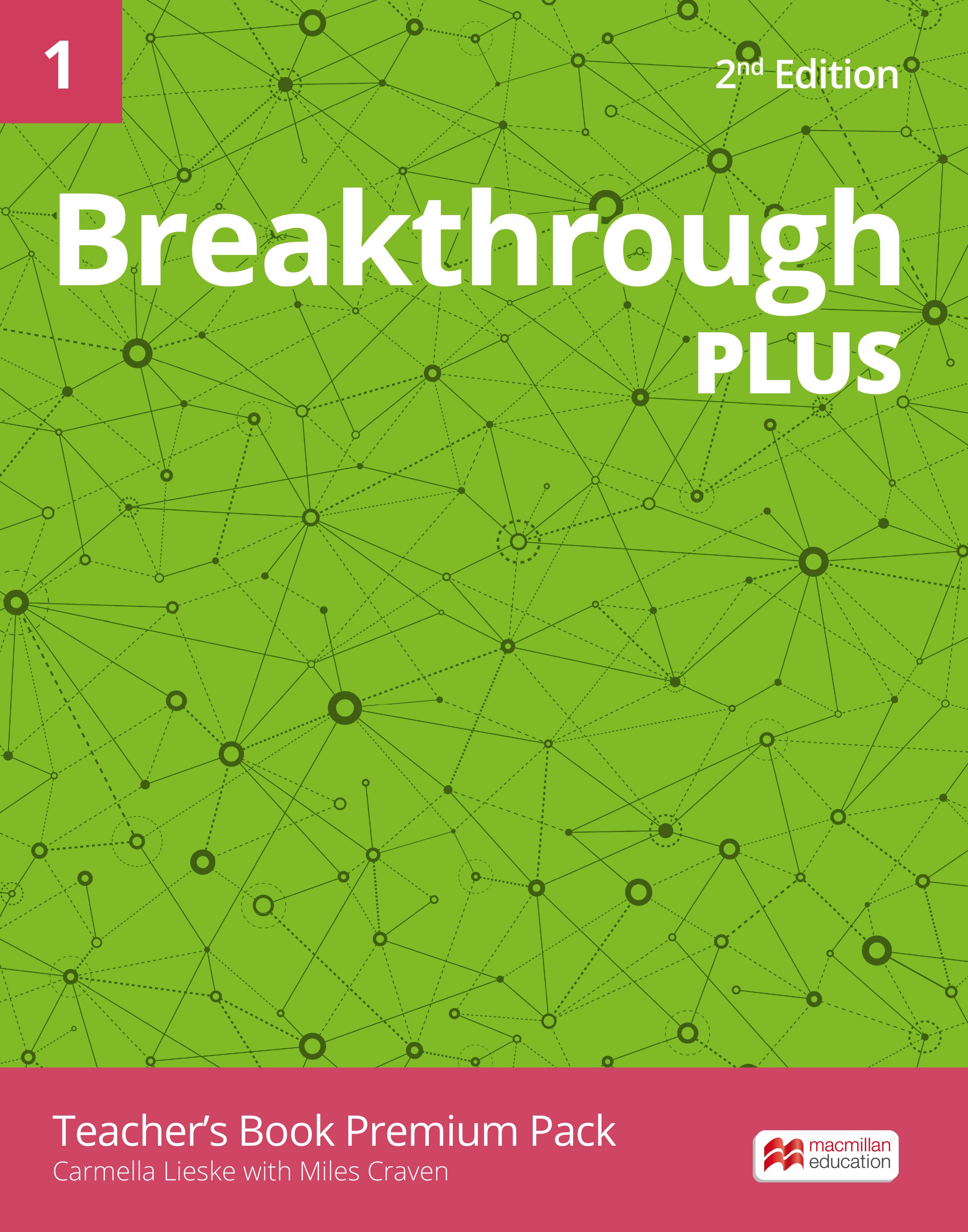 Breakthrough Plus 2nd Edition Level 1 Premium Teacher