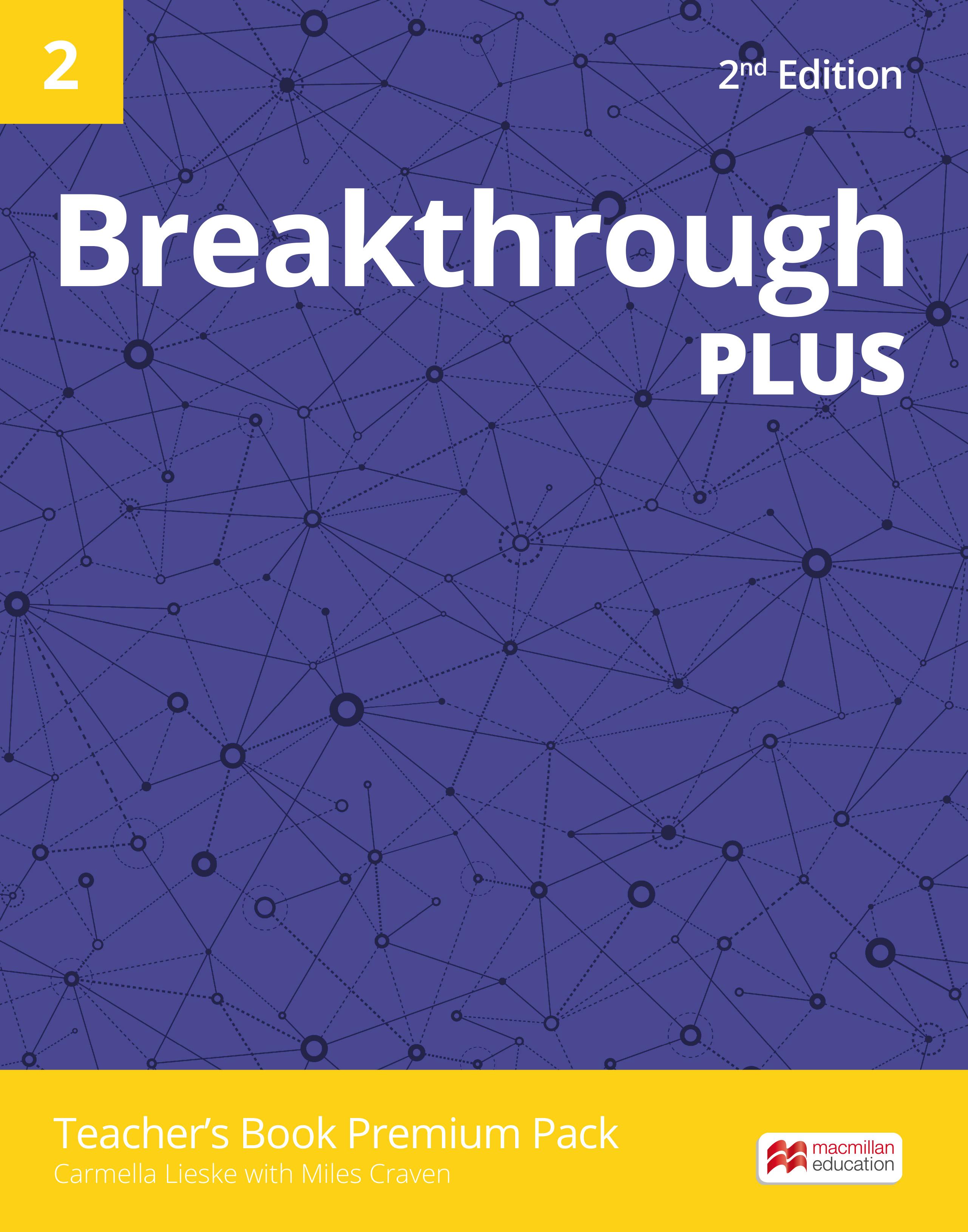 Breakthrough Plus 2nd Edition Level 2 Premium Teacher