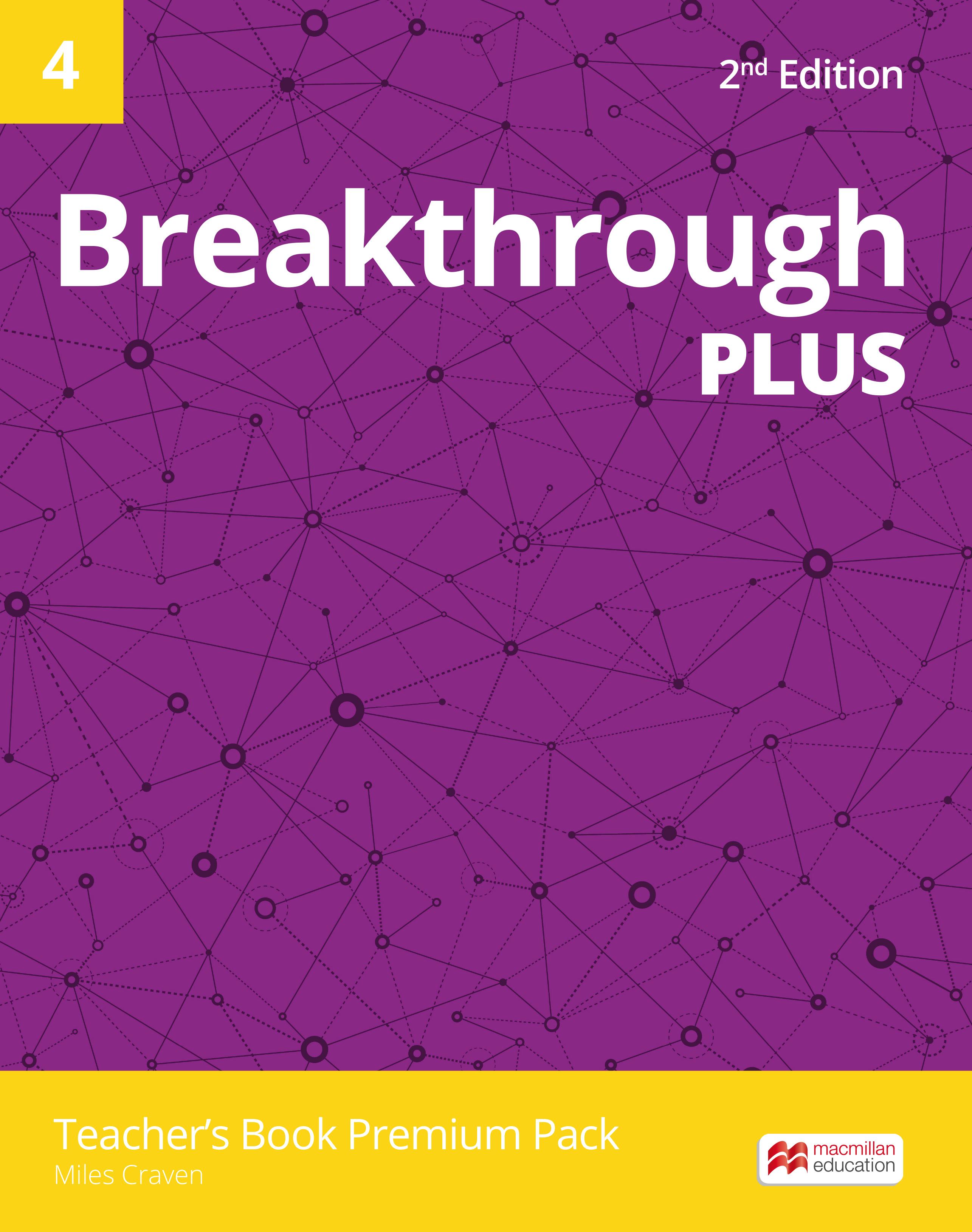 Breakthrough Plus 2nd Edition Level 4 Premium Teacher