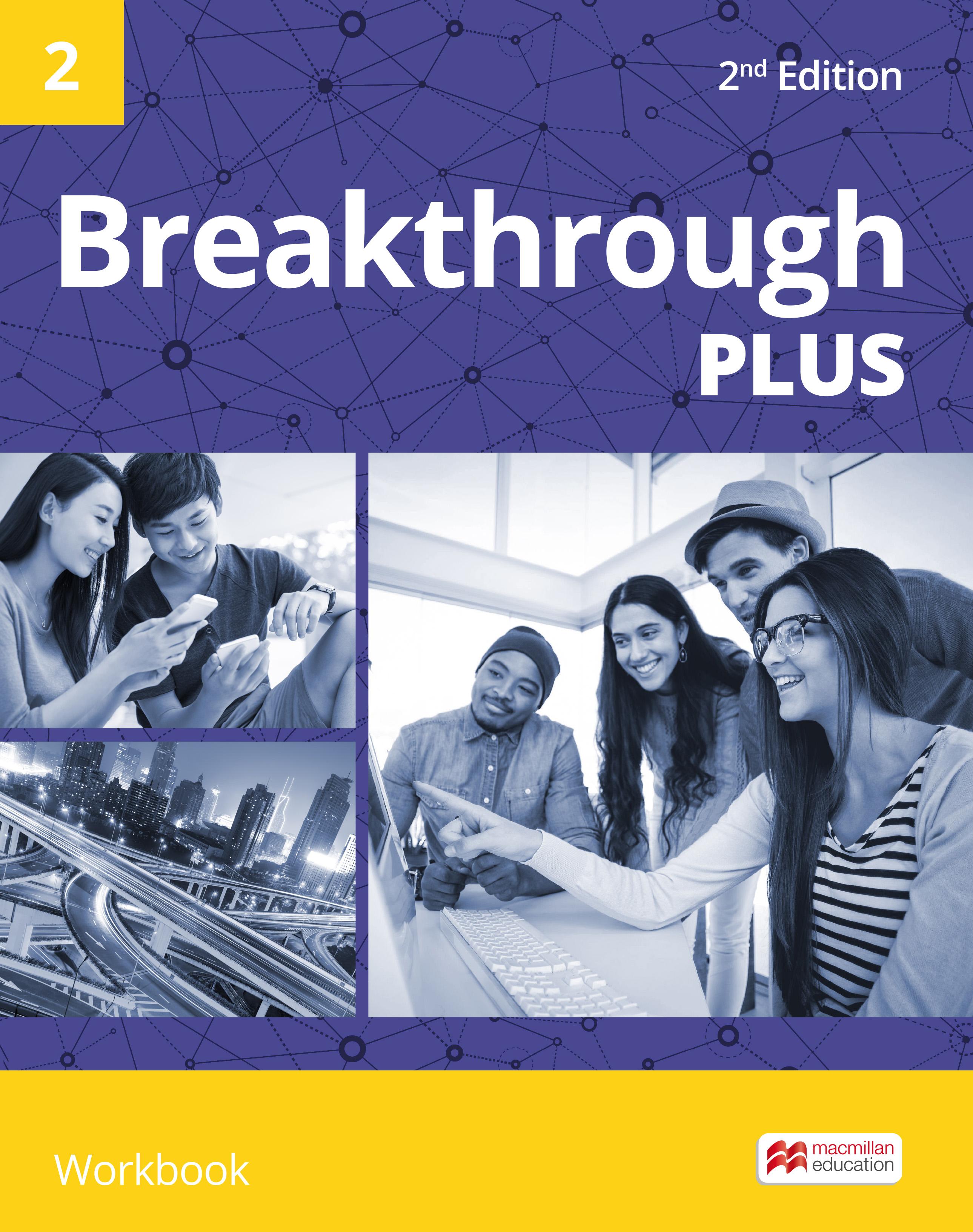 Breakthrough Plus 2nd Edition Level 2 Workbook Pack