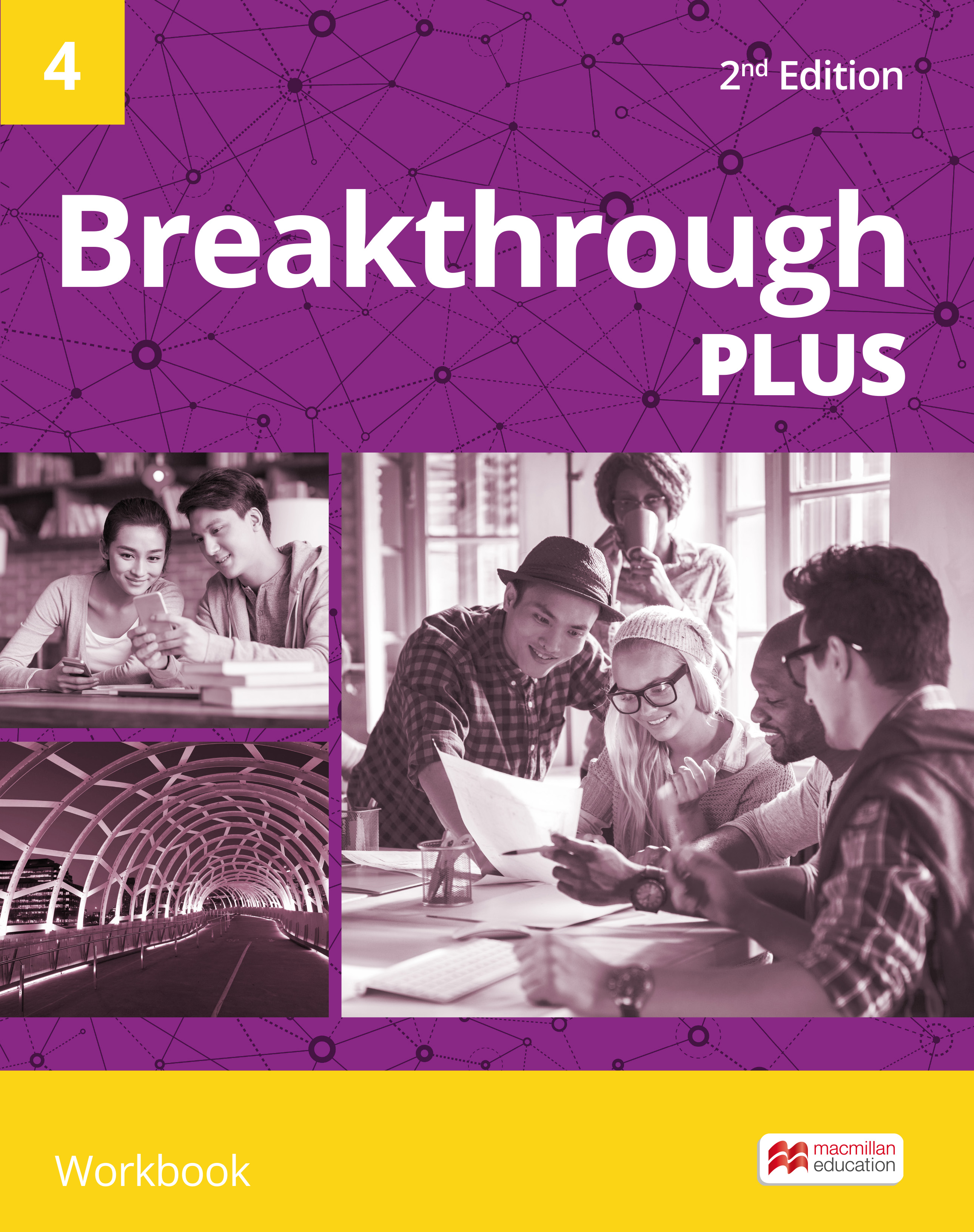 Breakthrough Plus 2nd Edition Level 4 Workbook Pack