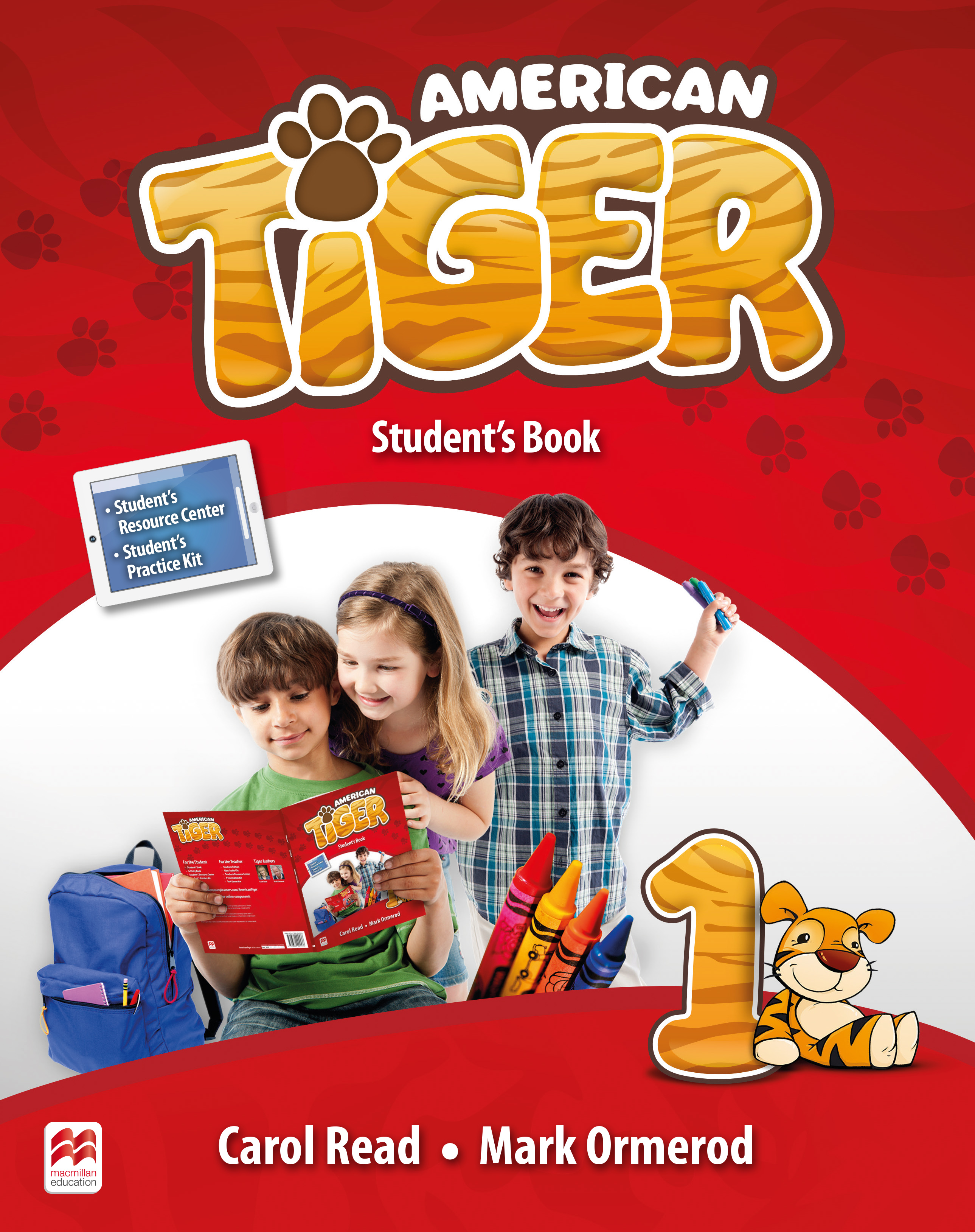 American Tiger Level 1 Student