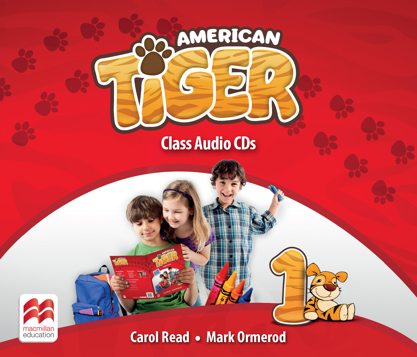 The Audio CDs provide all the audio material for the Student's Book and the Activity Book.