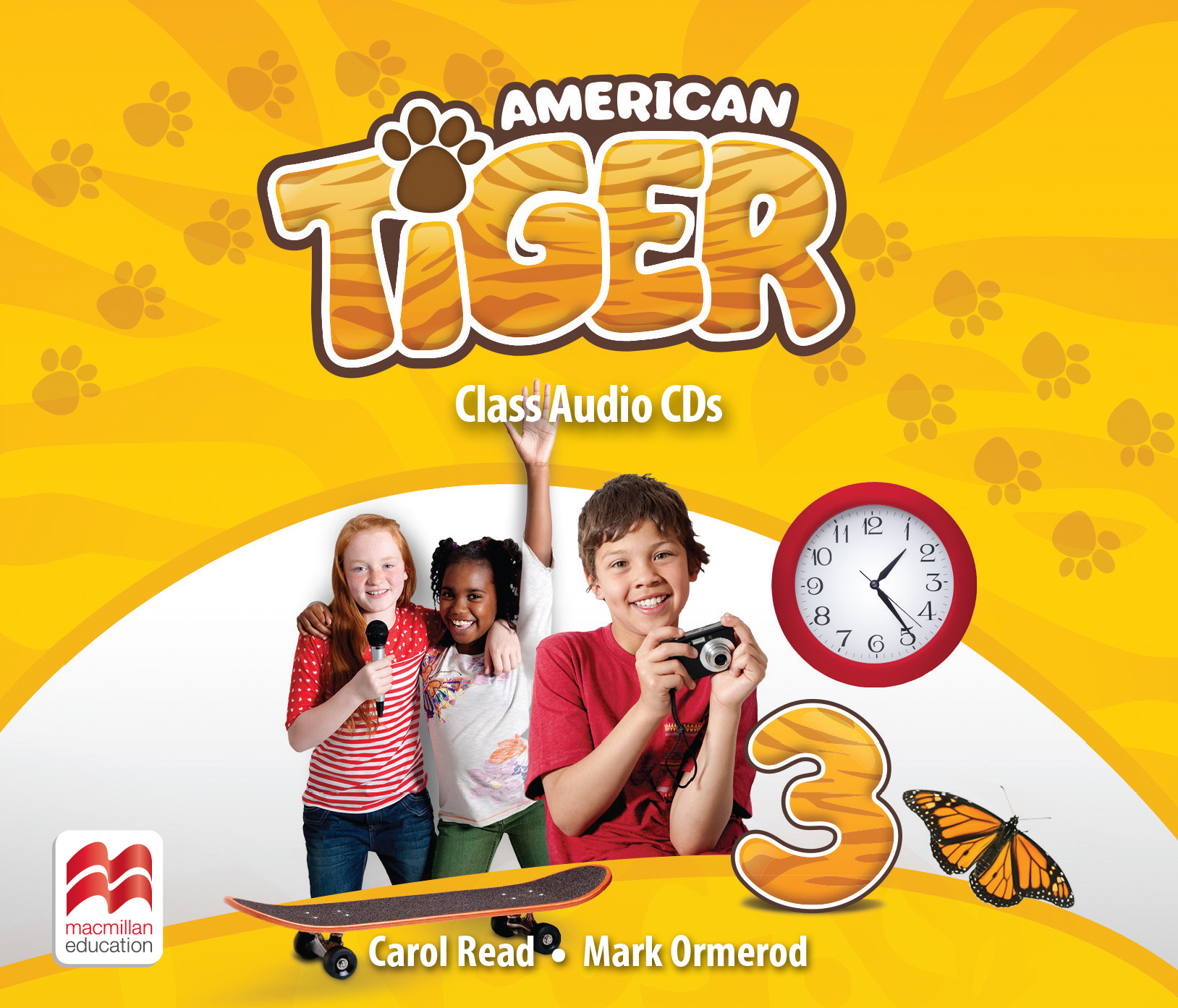 American Tiger Level 3 Audio CD