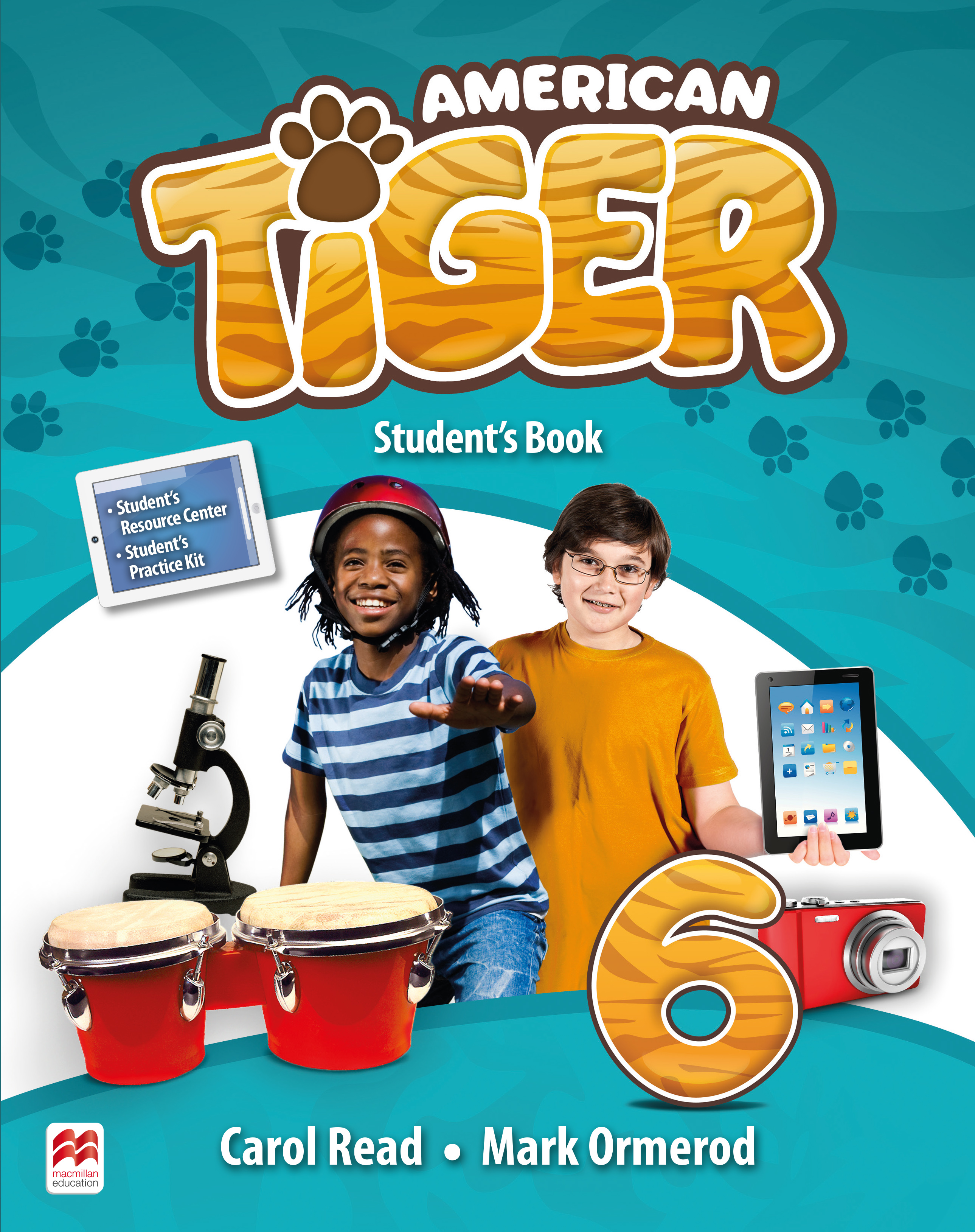 American Tiger Level 6 Student