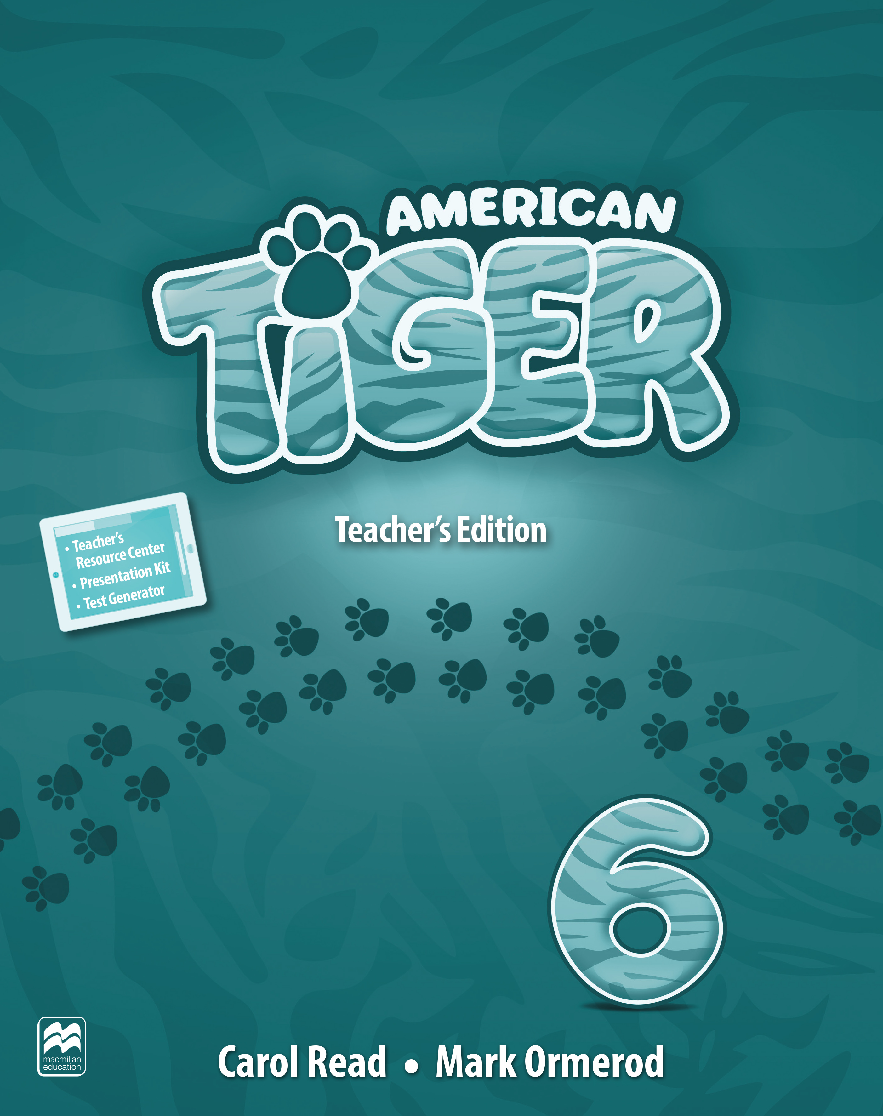American Tiger Level 6 Teacher
