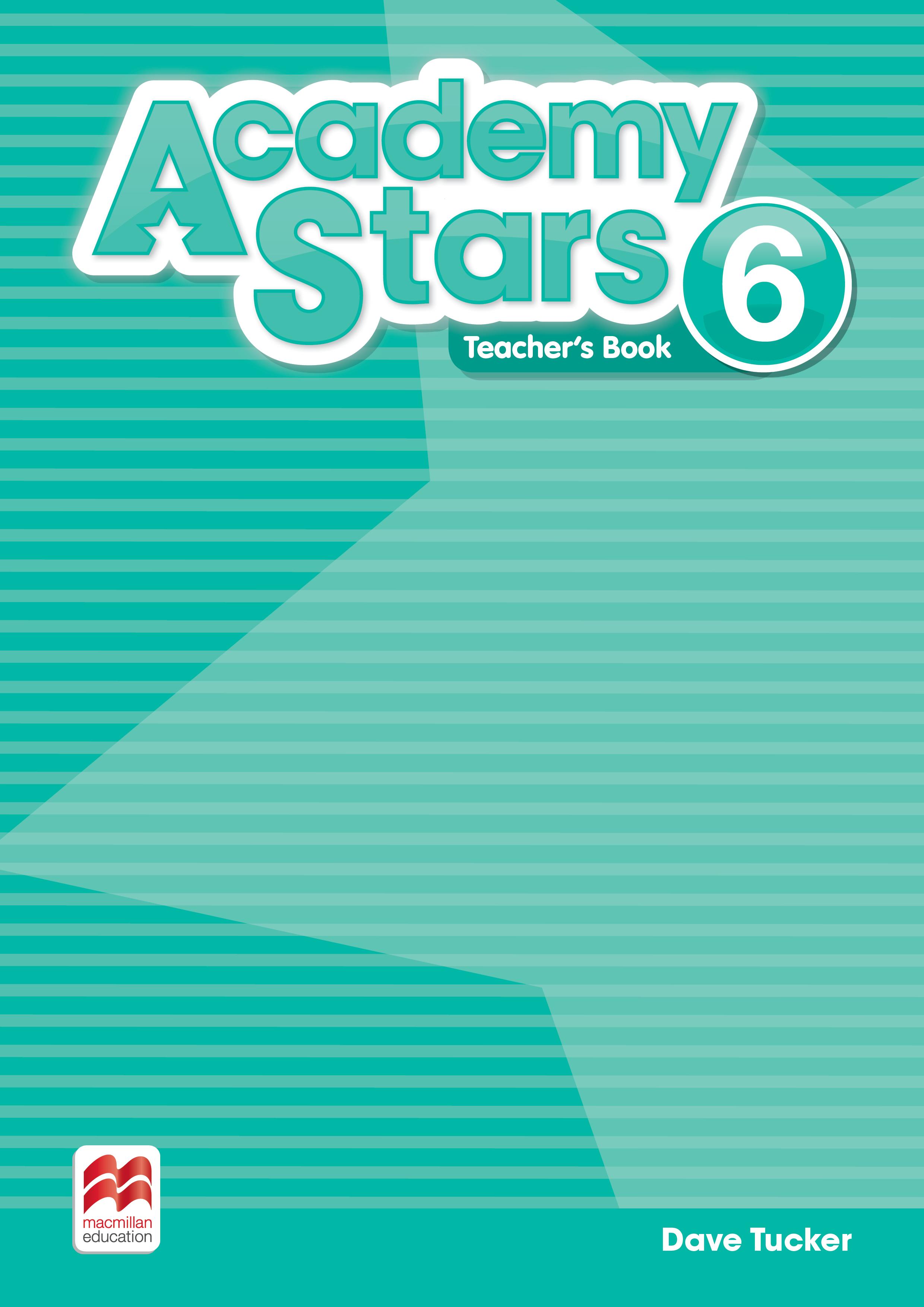 Academy Stars Level 6 Teacher