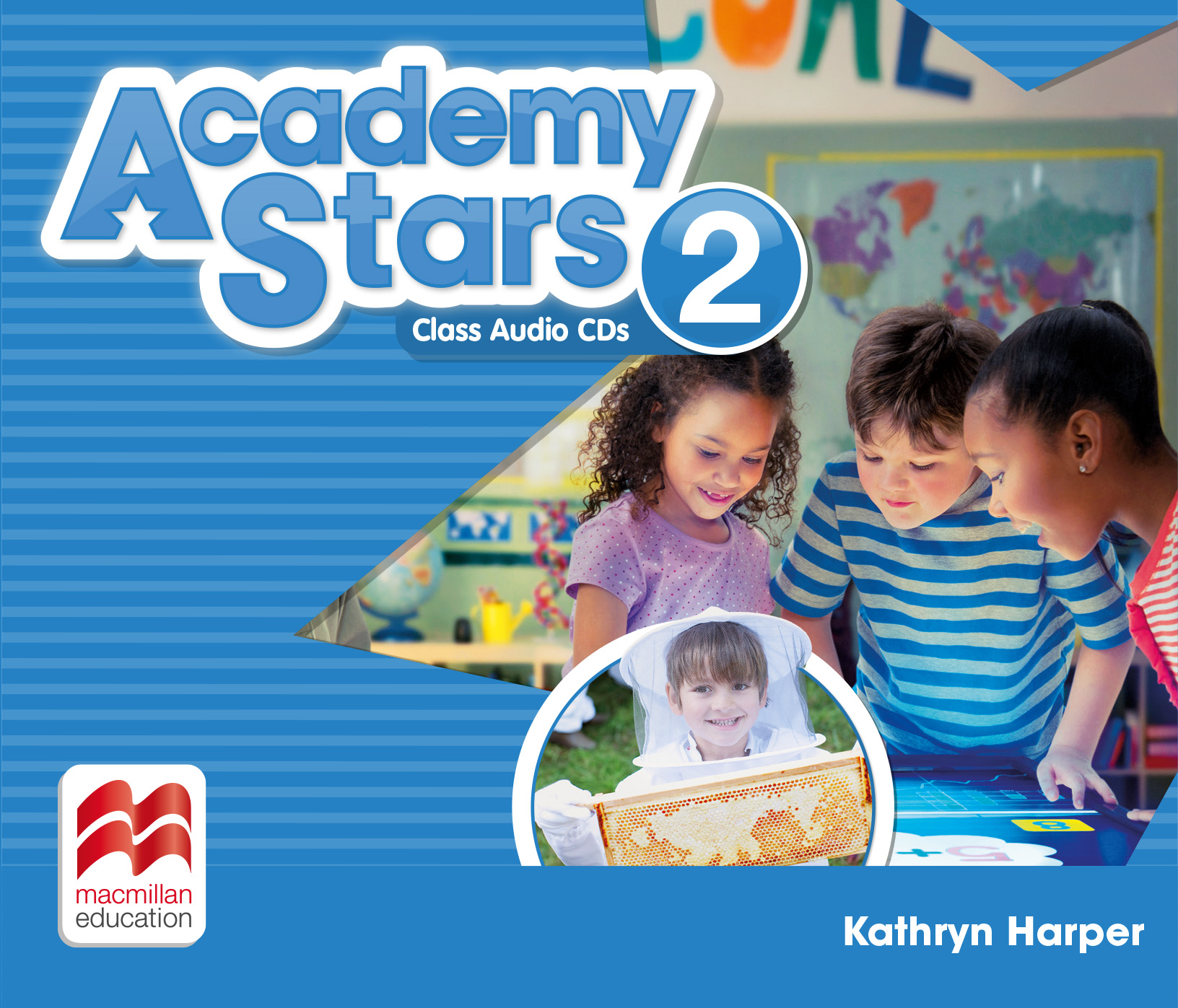 Academy Stars Level 2 Audio CD