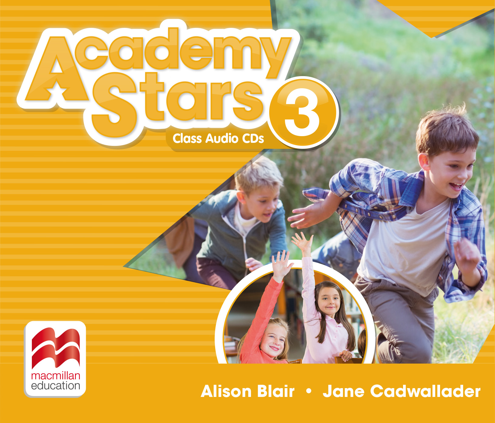 Academy Stars Level 3 Audio CD