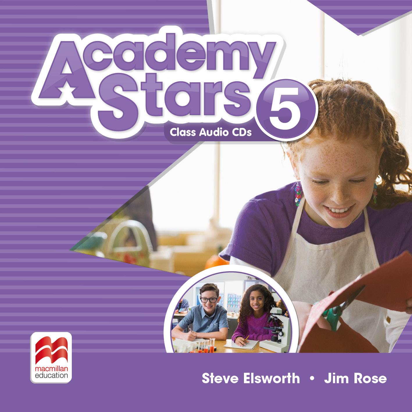 Academy Stars Level 5 Audio CD