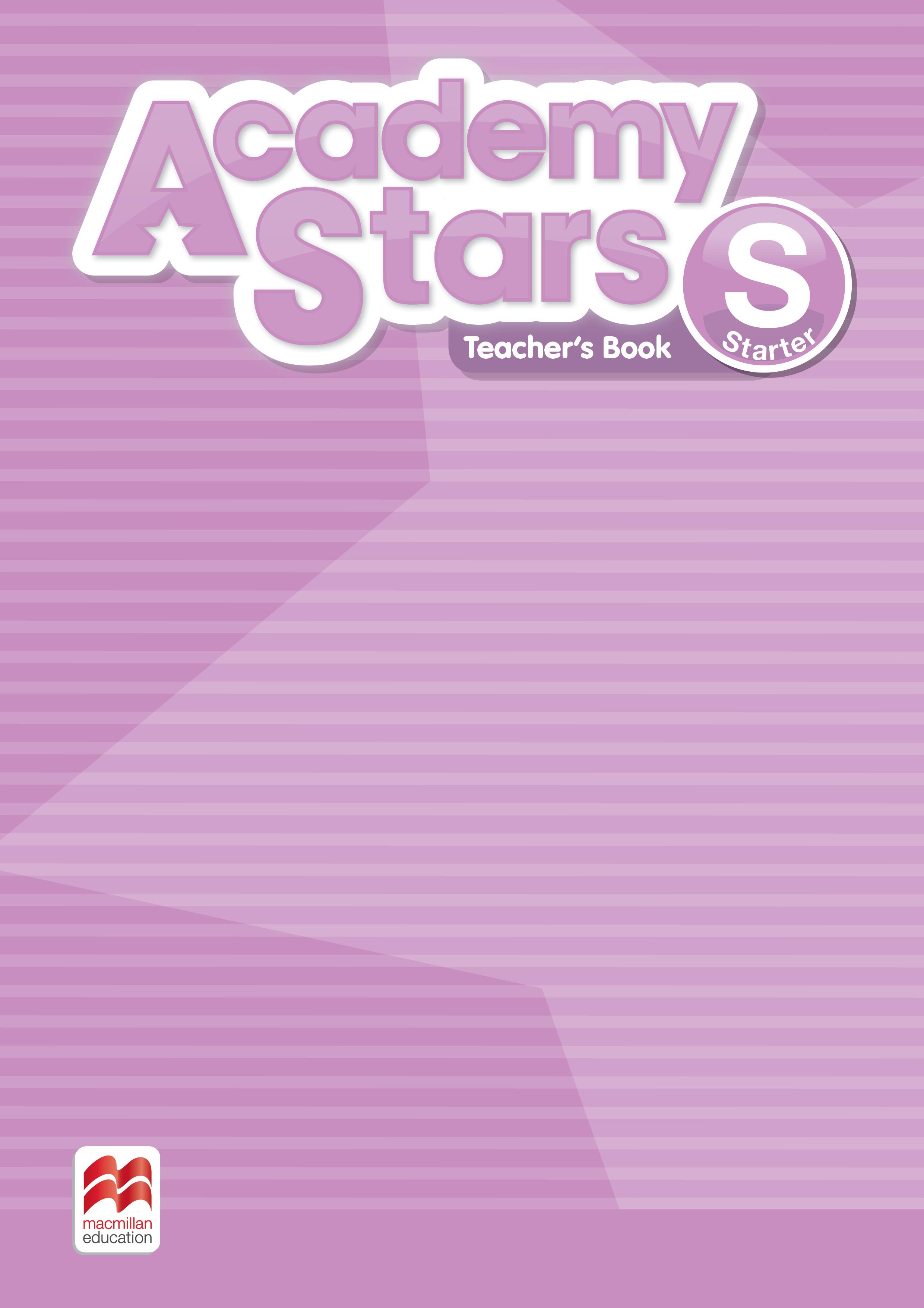 Academy Stars Starter Level Teacher