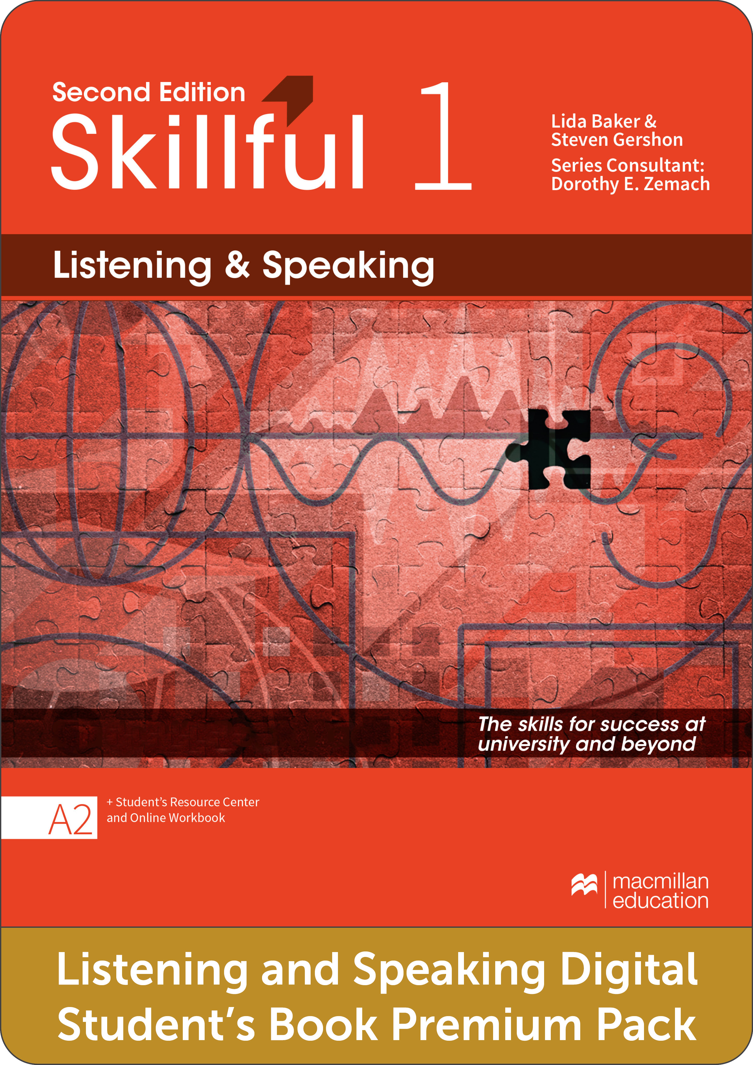 Skillful Second Edition Level 1 Listening and Speaking Premium Digital Student's Book Pack