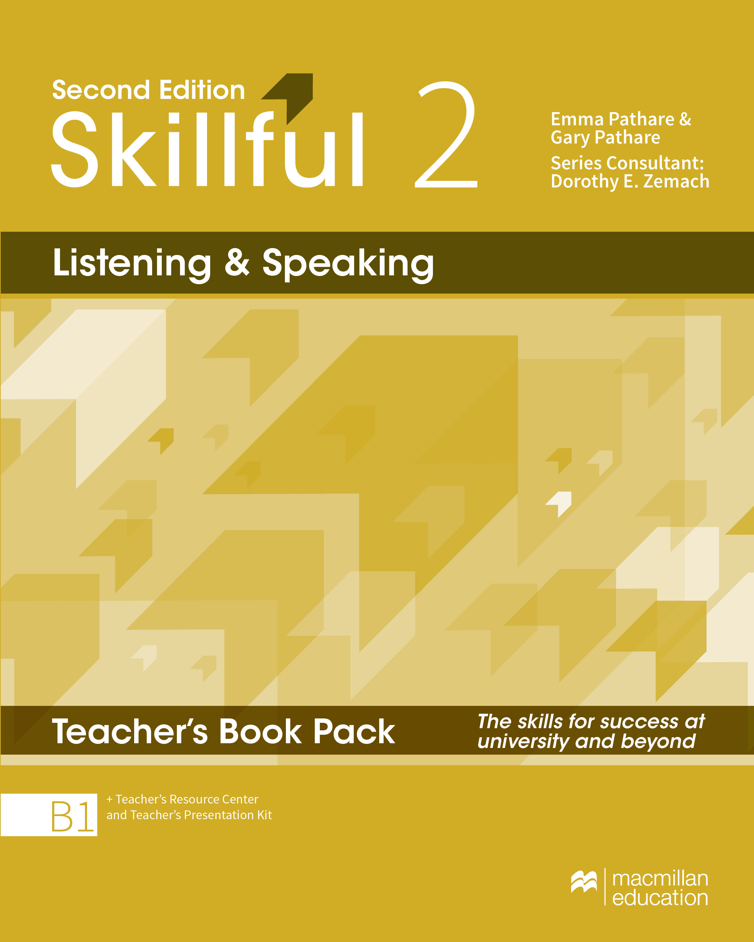 Skillful Second Edition Level 2 Listening and Speaking Premium Teacher