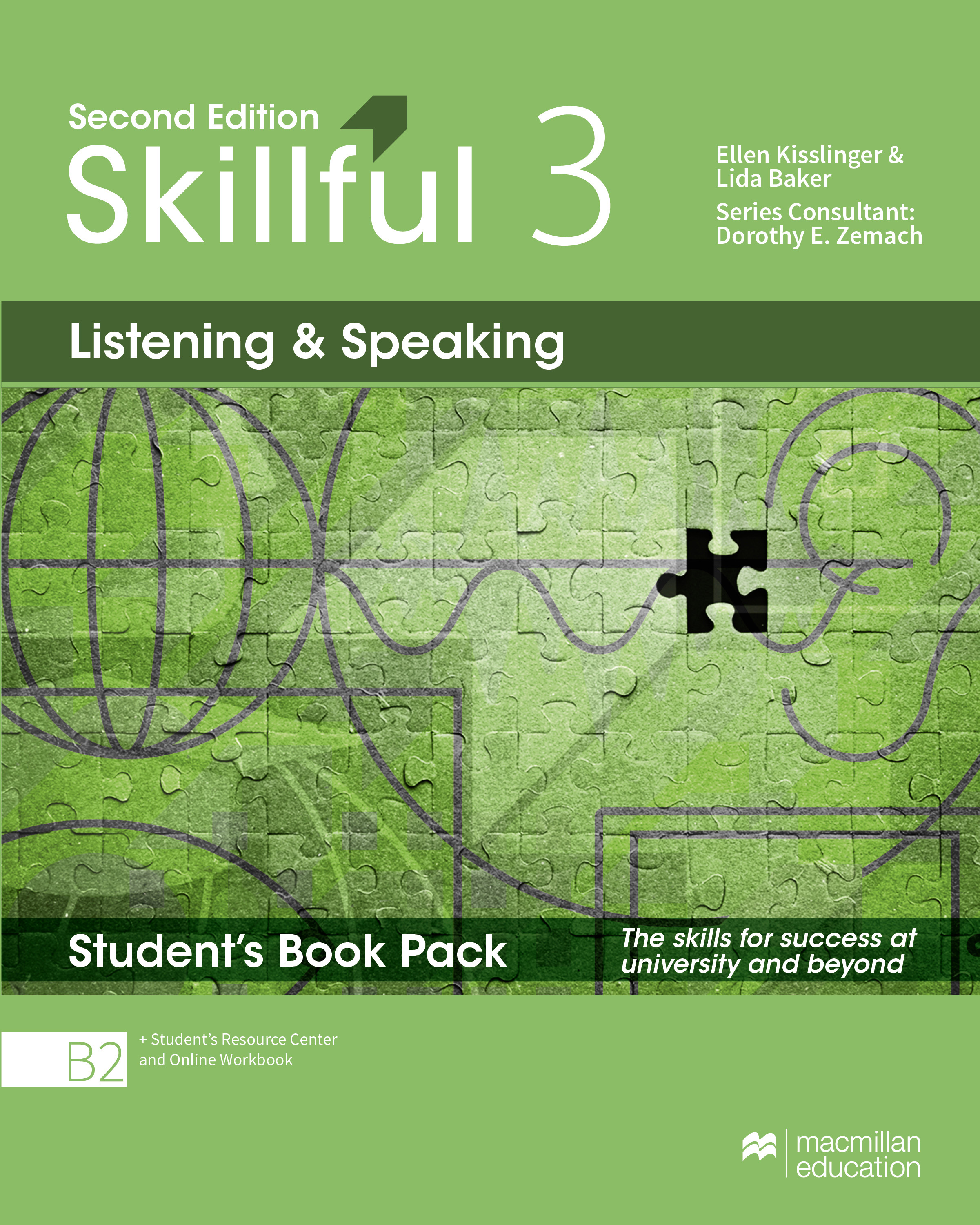 Skillful Second Edition Level 3 Listening and Speaking Premium Student