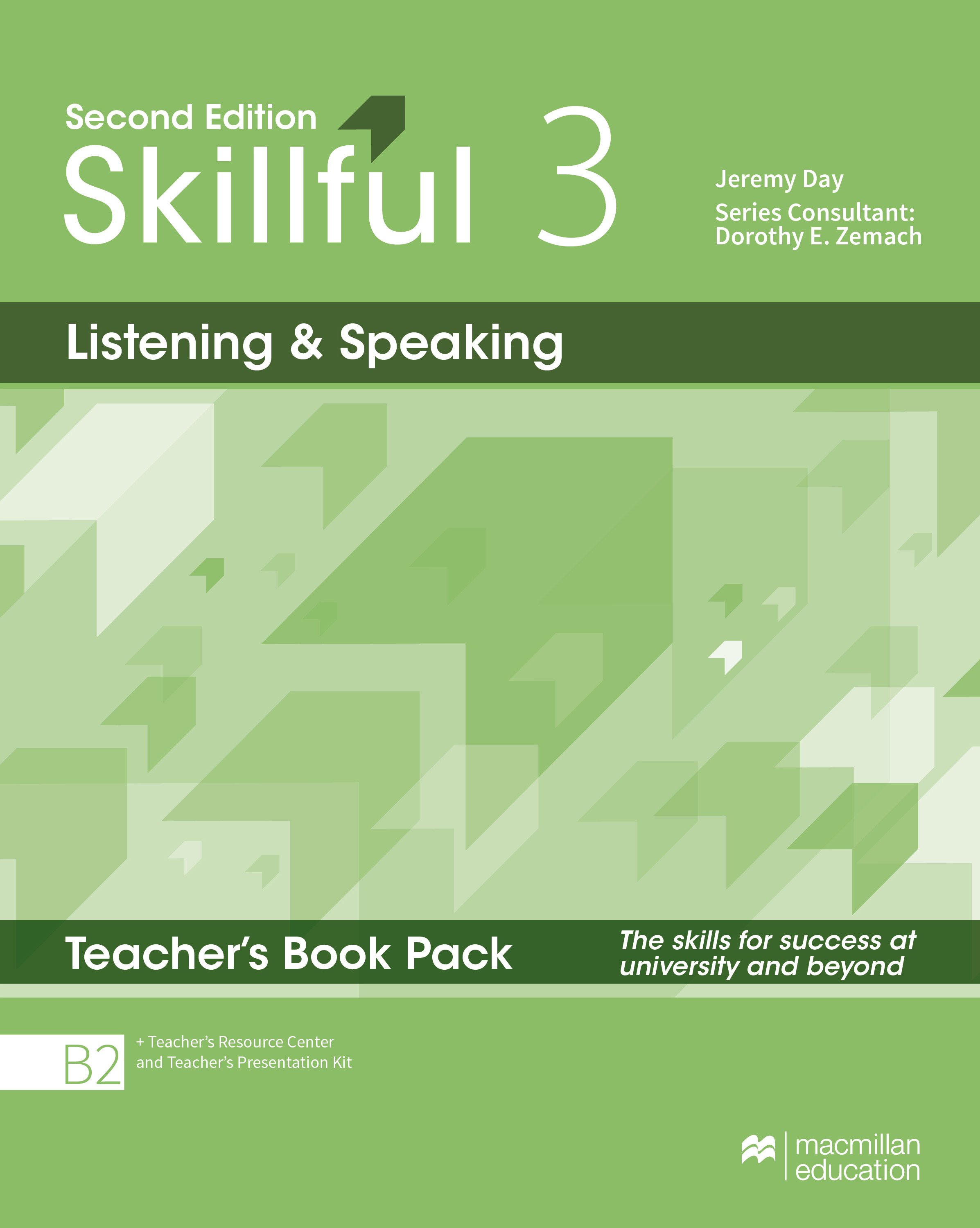 Skillful Second Edition Level 3 Listening and Speaking Premium Teacher