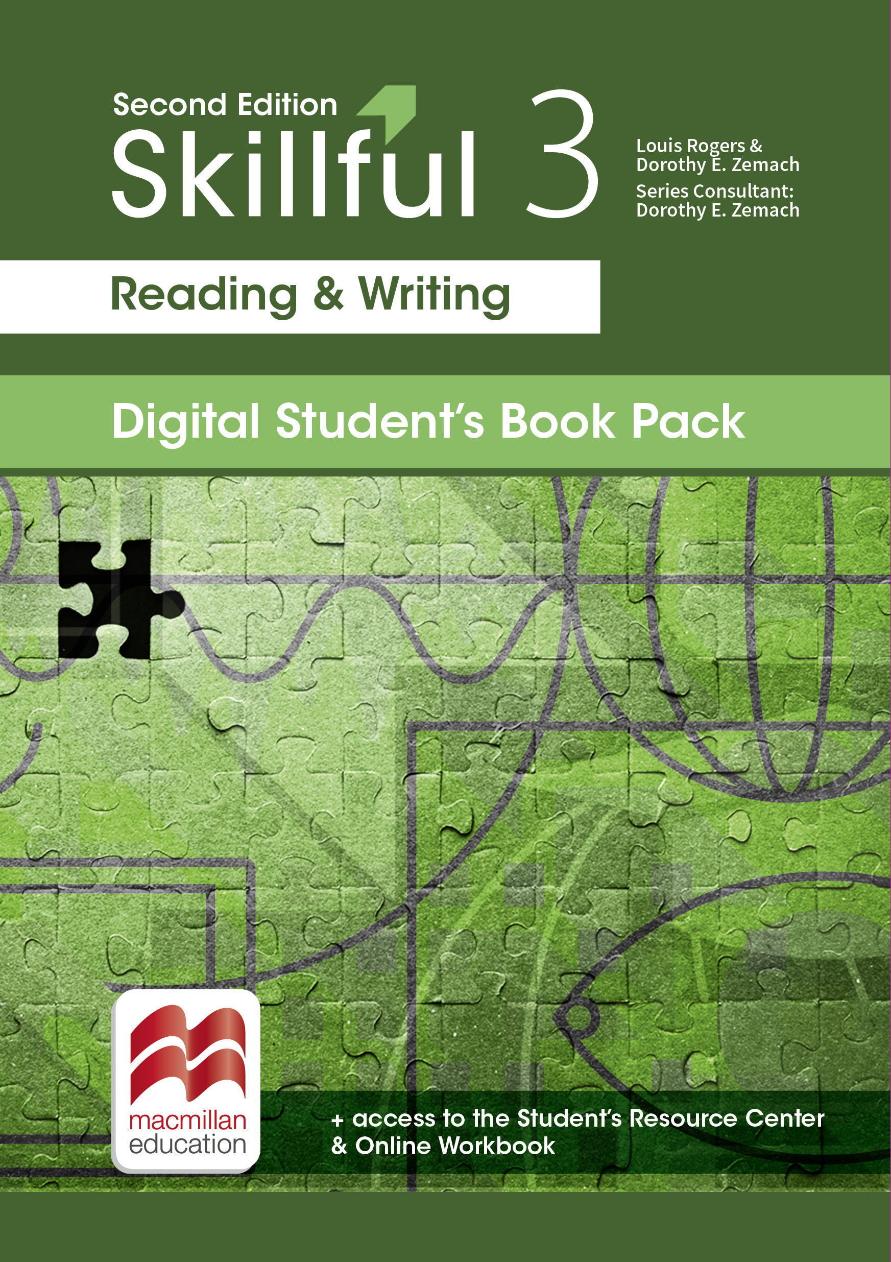 Skillful Second Edition Level 3 Reading and Writing Premium Digital Student's Book Pack