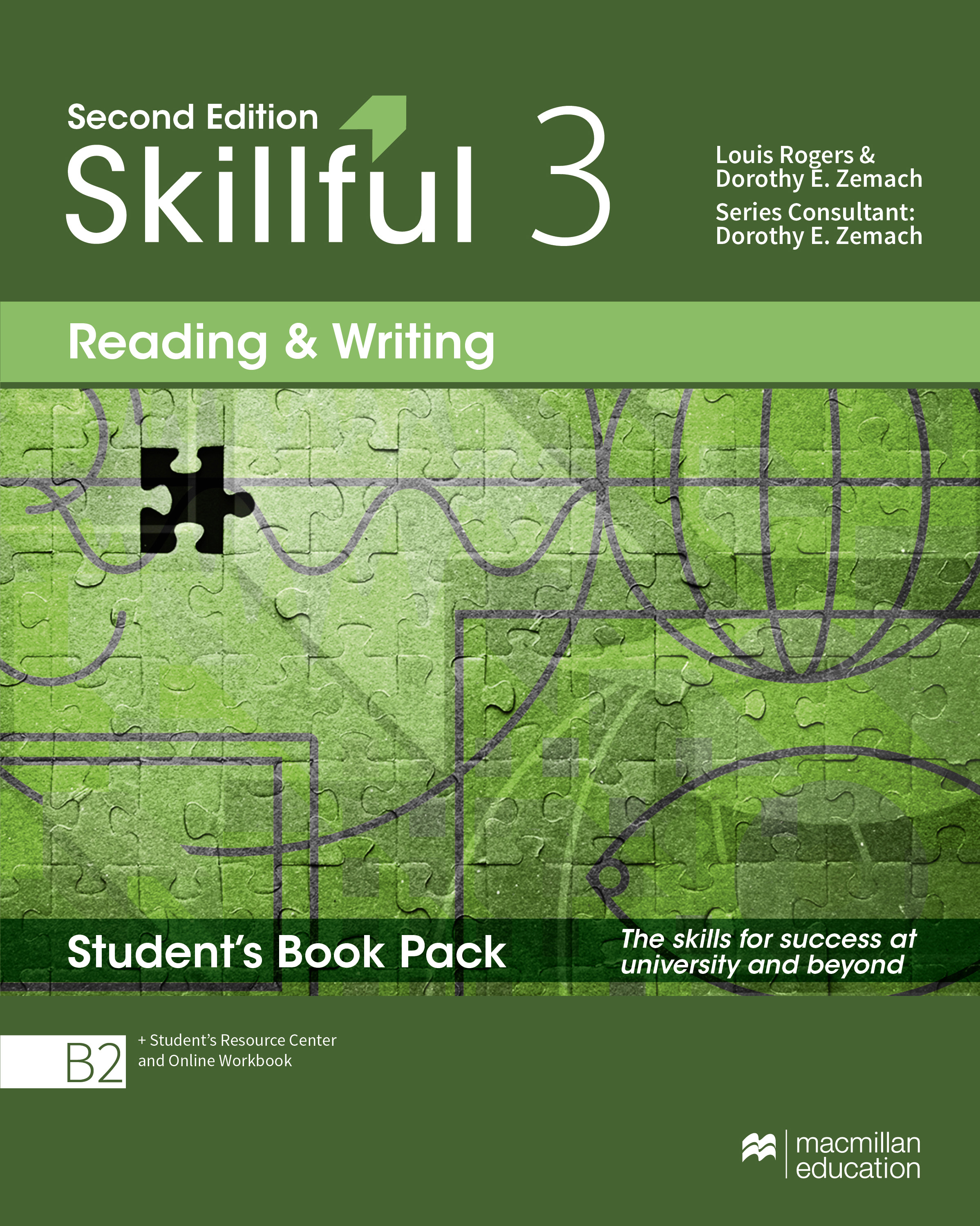 Skillful Second Edition Level 3 Reading and Writing Premium Student