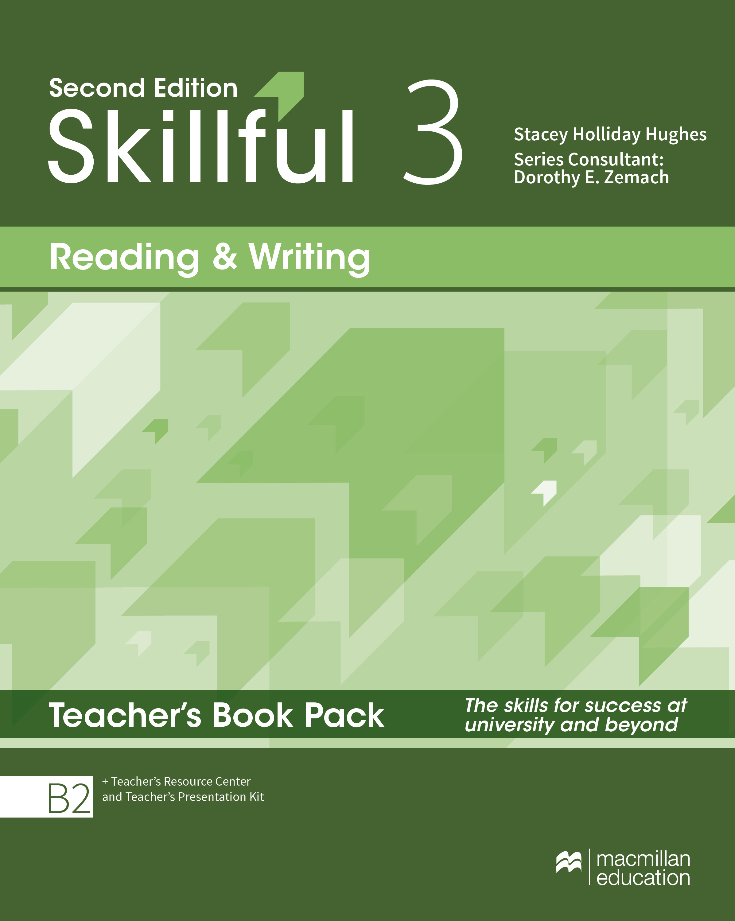 Skillful Second Edition Level 3 Reading and Writing Premium Teacher