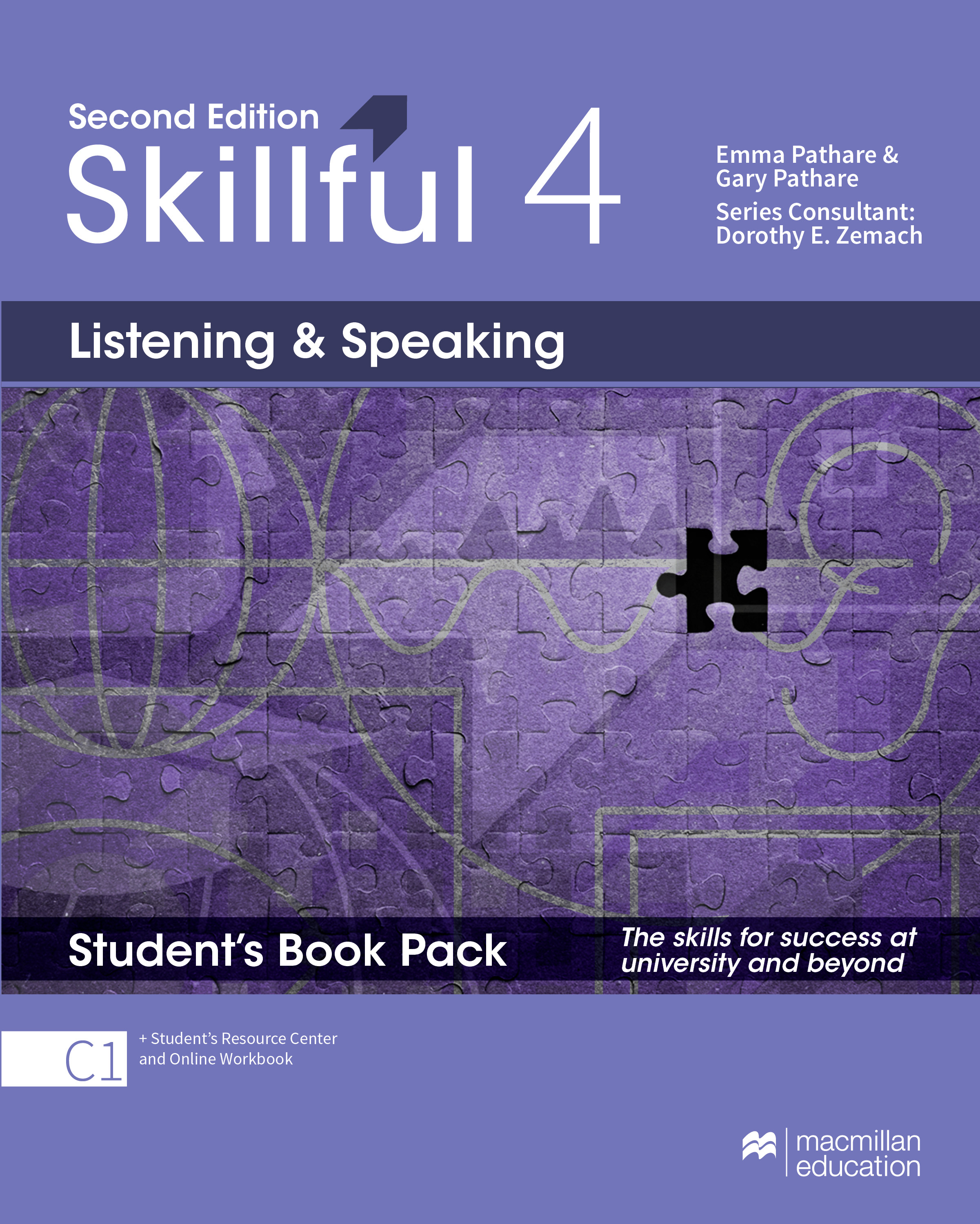 Skillful Second Edition Level 4 Listening and Speaking Premium Student