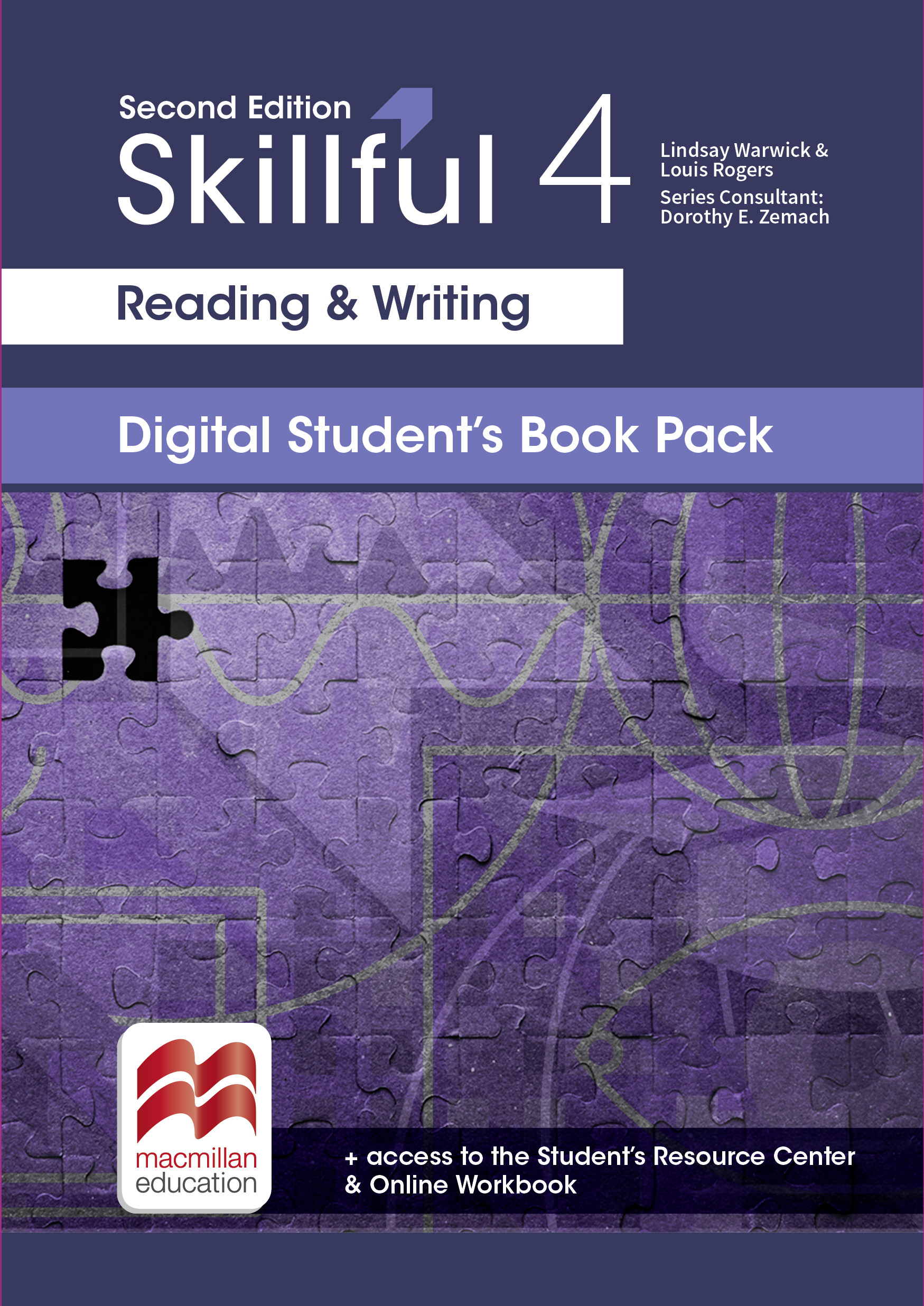 Skillful Second Edition Level 4 Reading and Writing Premium Digital Student's Book Pack
