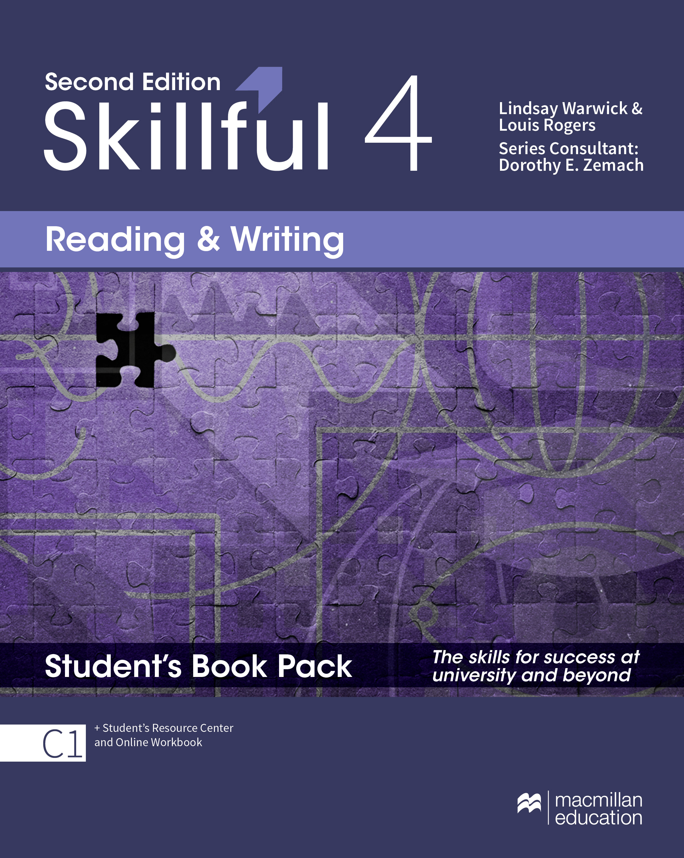 Skillful Second Edition Level 4 Reading and Writing Premium Student