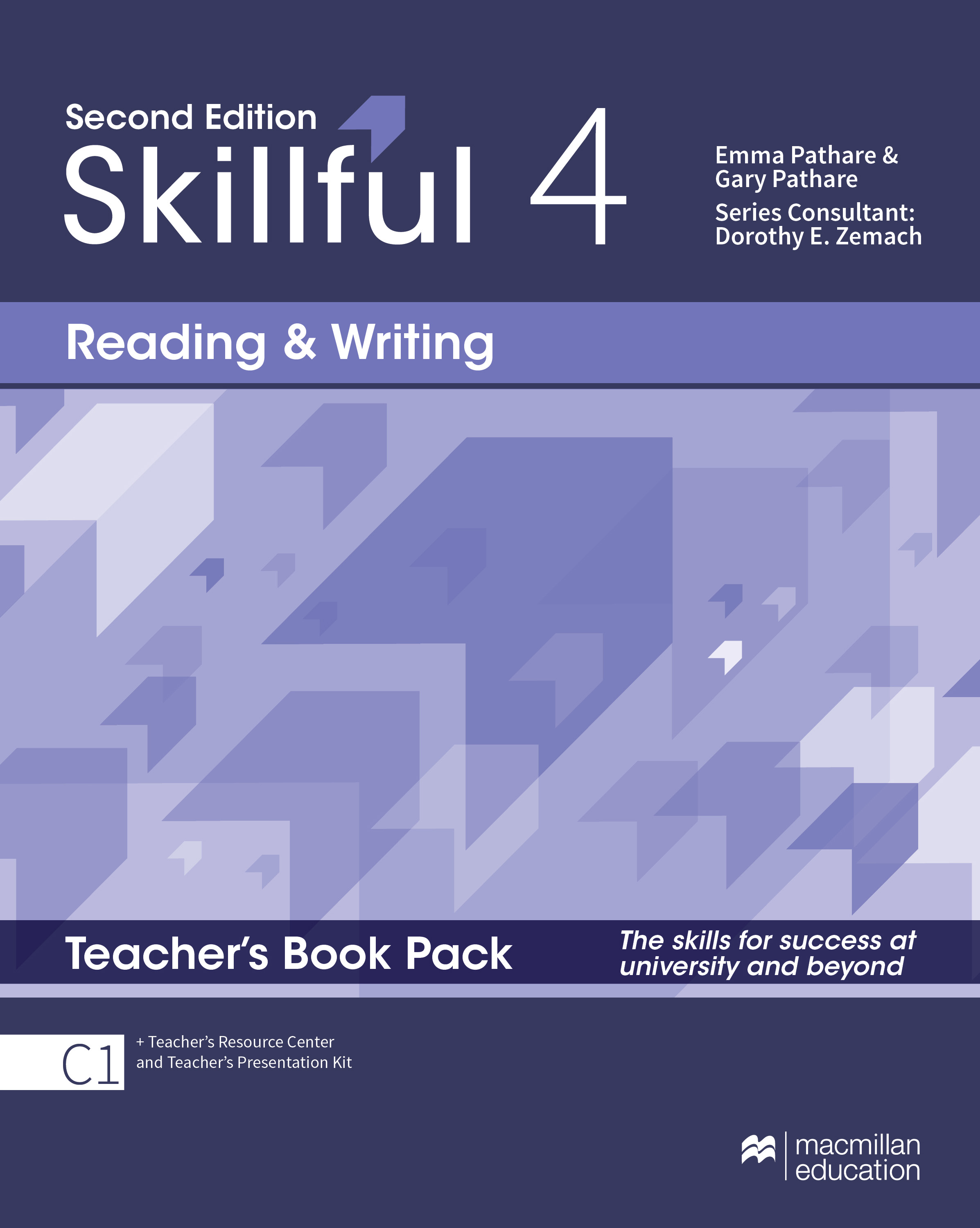 Skillful Second Edition Level 4 Reading and Writing Premium Teacher