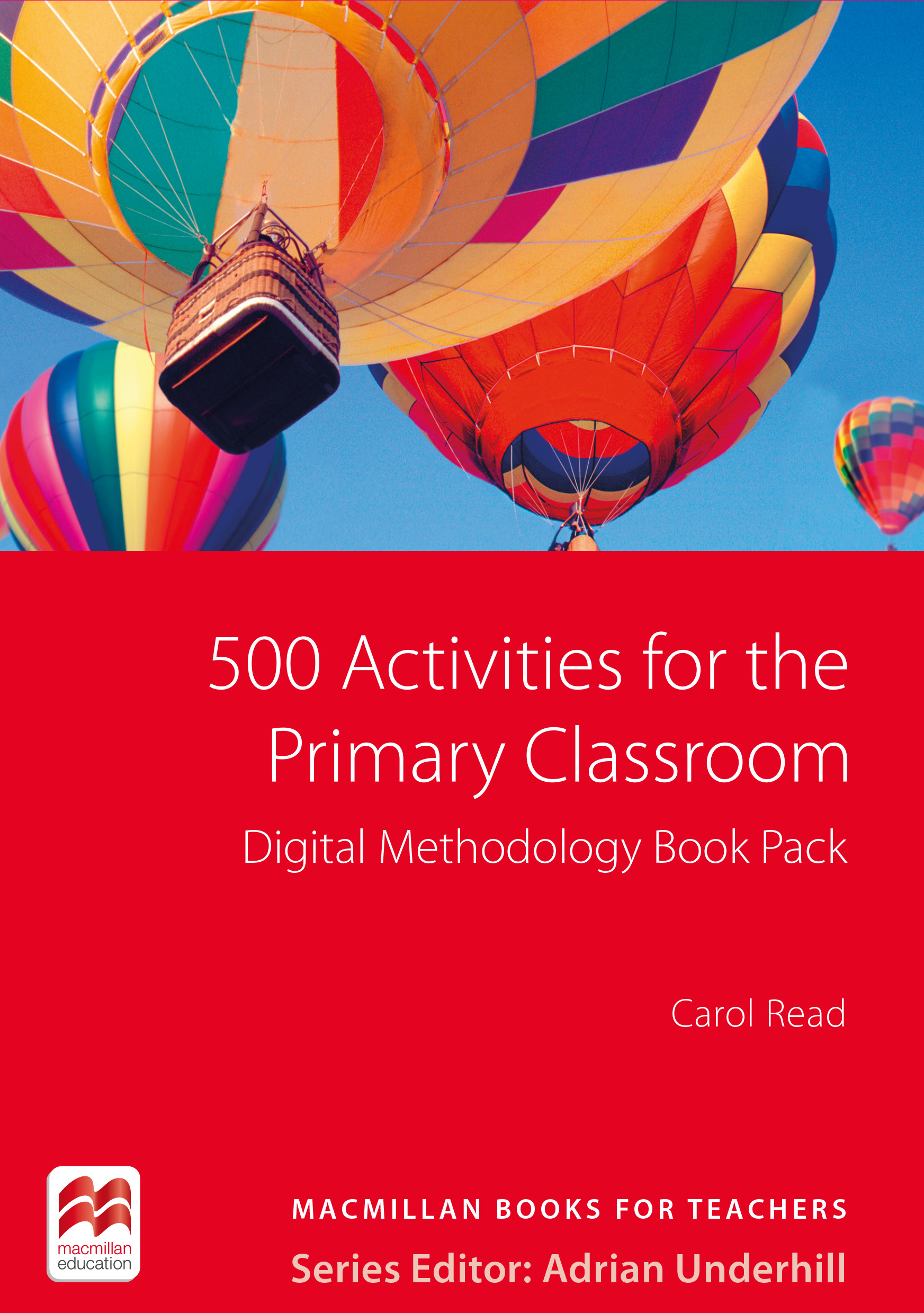 500 Activities for the Primary Classroom Digital Methodology Book Pack - Access code card only