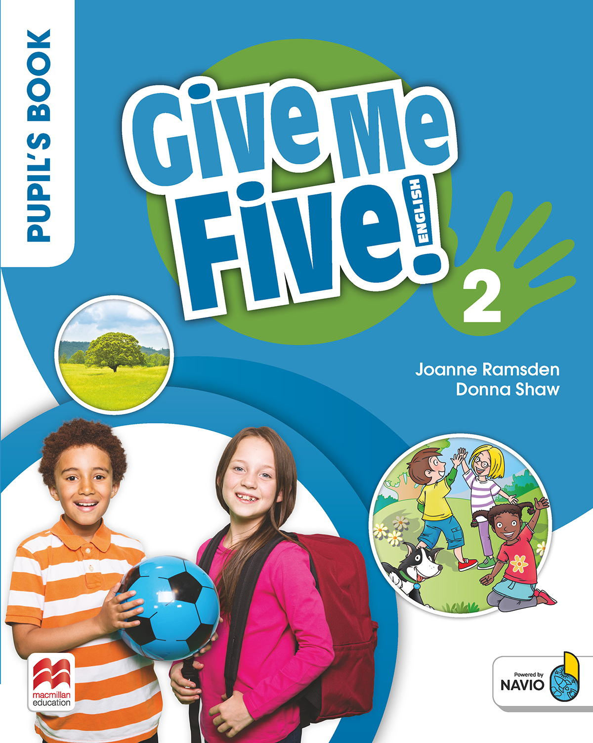 Give Me Five! Level 2 Pupil