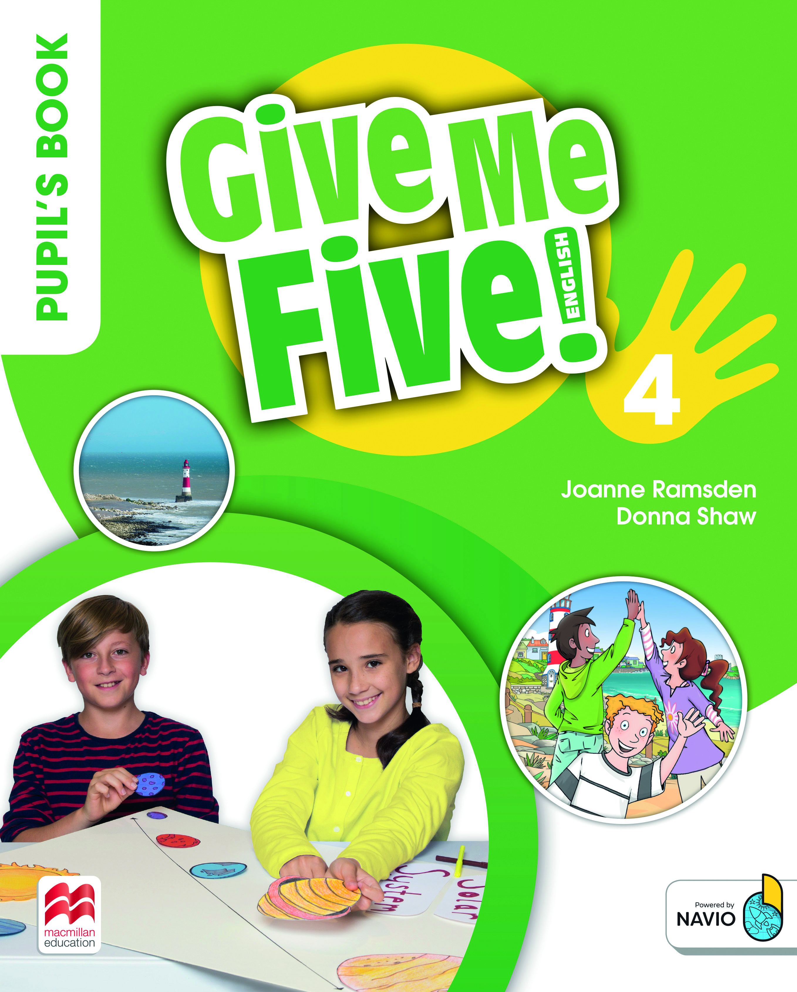 Give Me Five! Level 4 Pupil