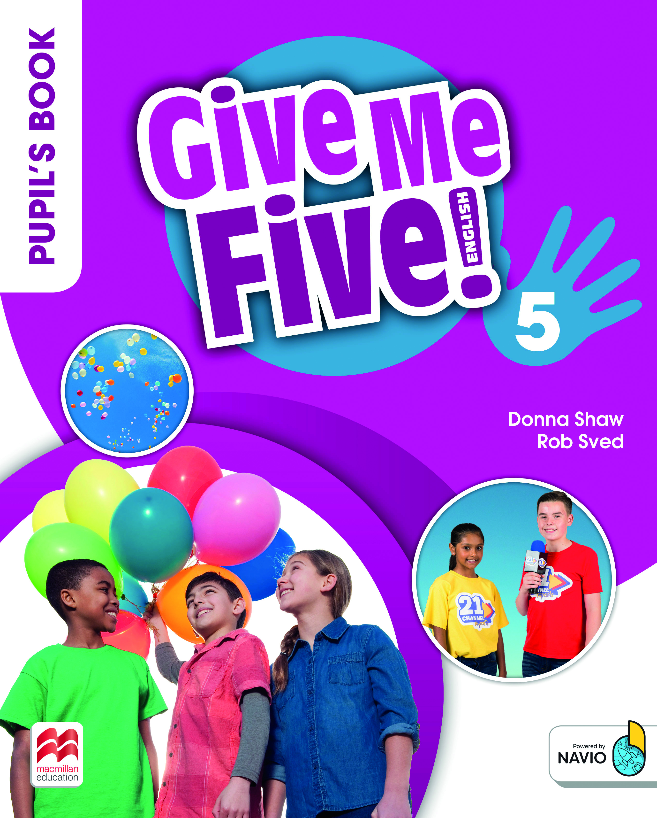Give Me Five! Level 5 Pupil