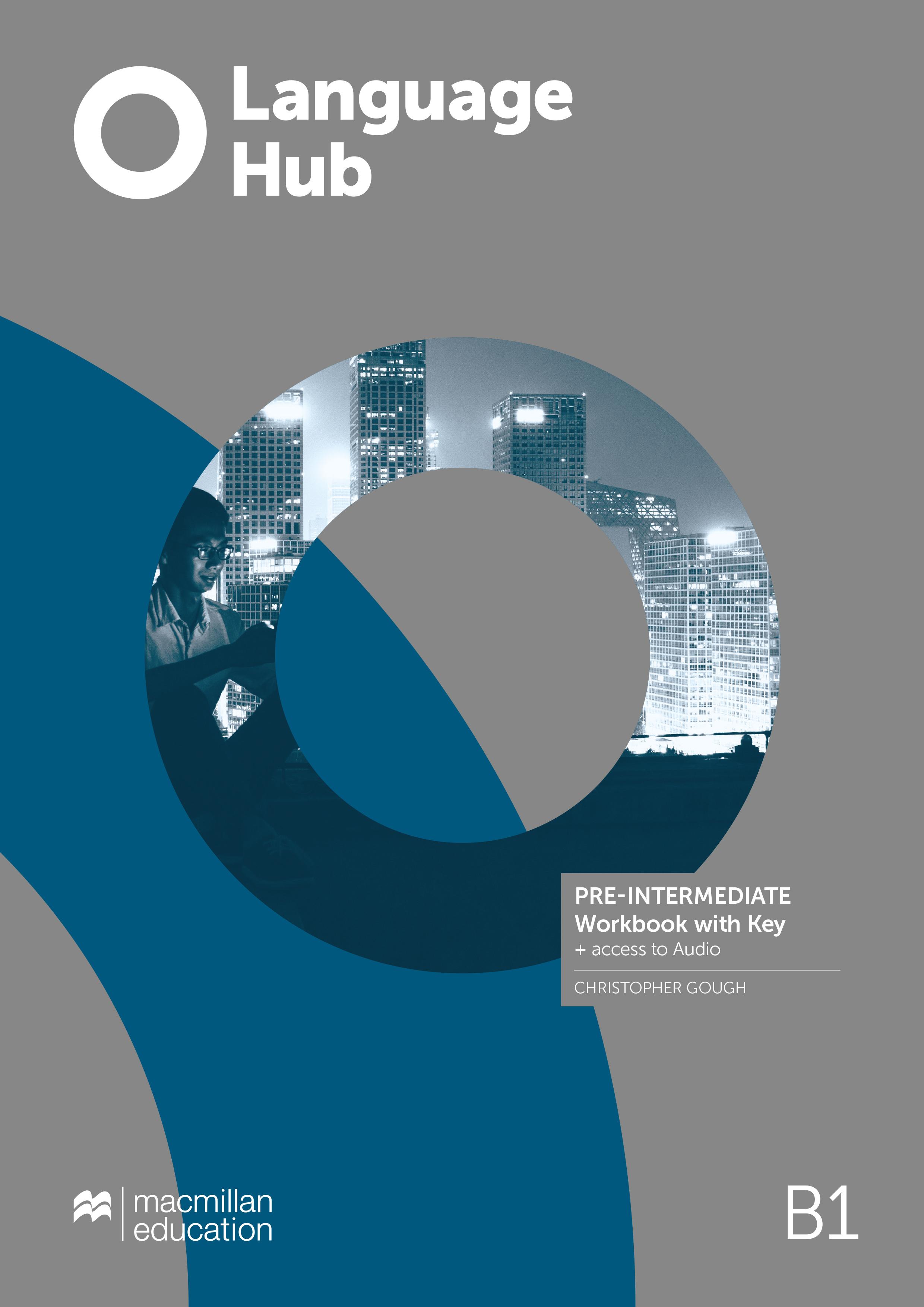 Language Hub Pre-Intermediate Workbook Without Key