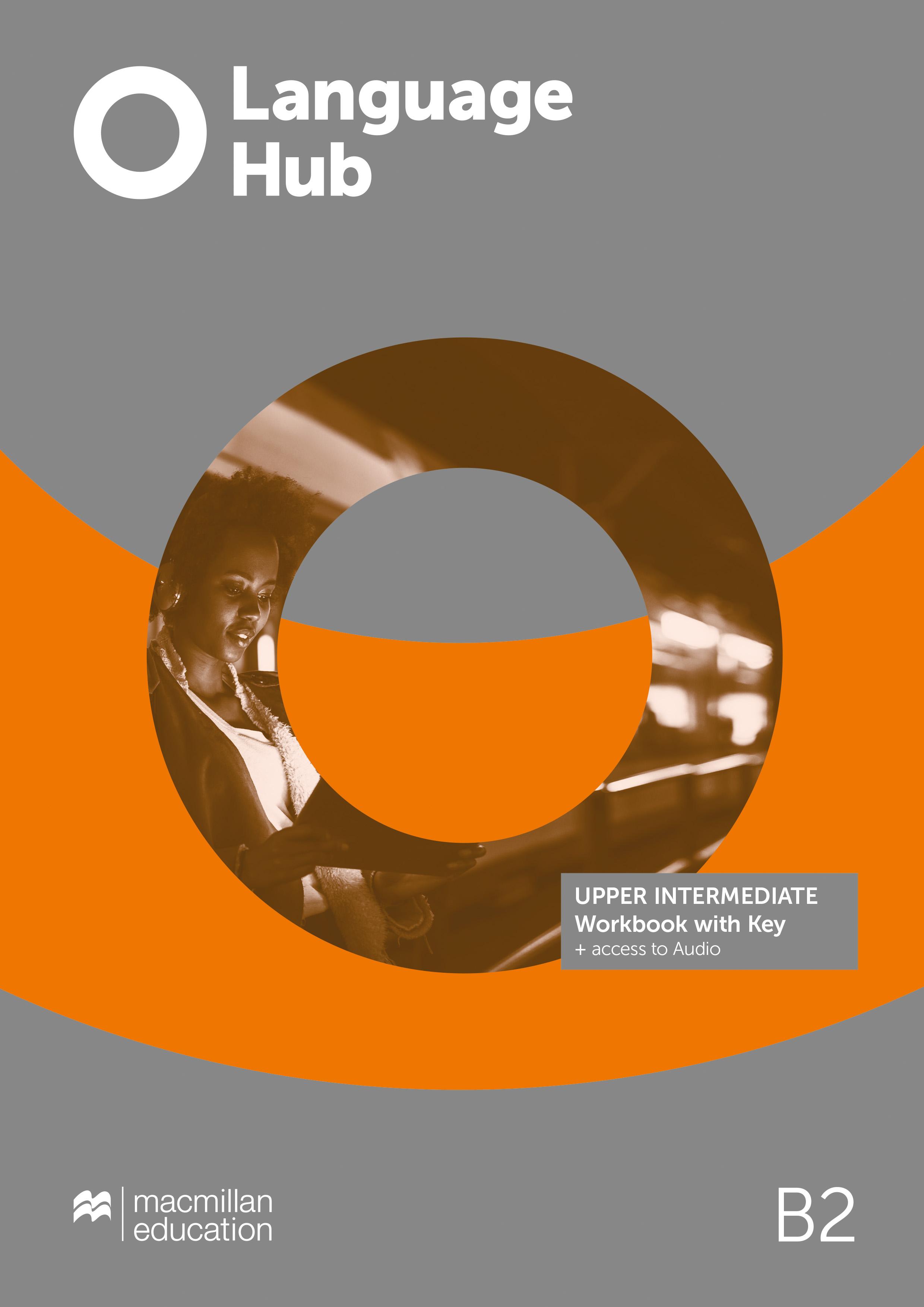 Language Hub Upper Intermediate Workbook Plus Key - Available in January 2020