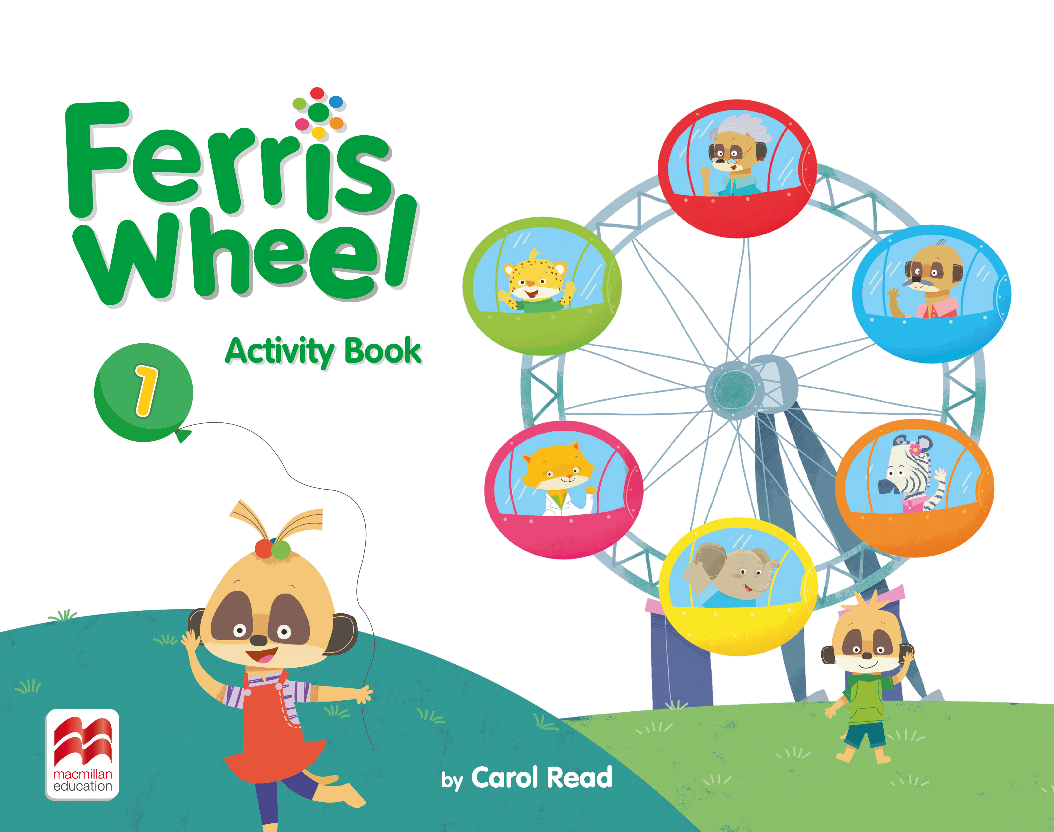 Ferris Whees Level 1 Activity Book