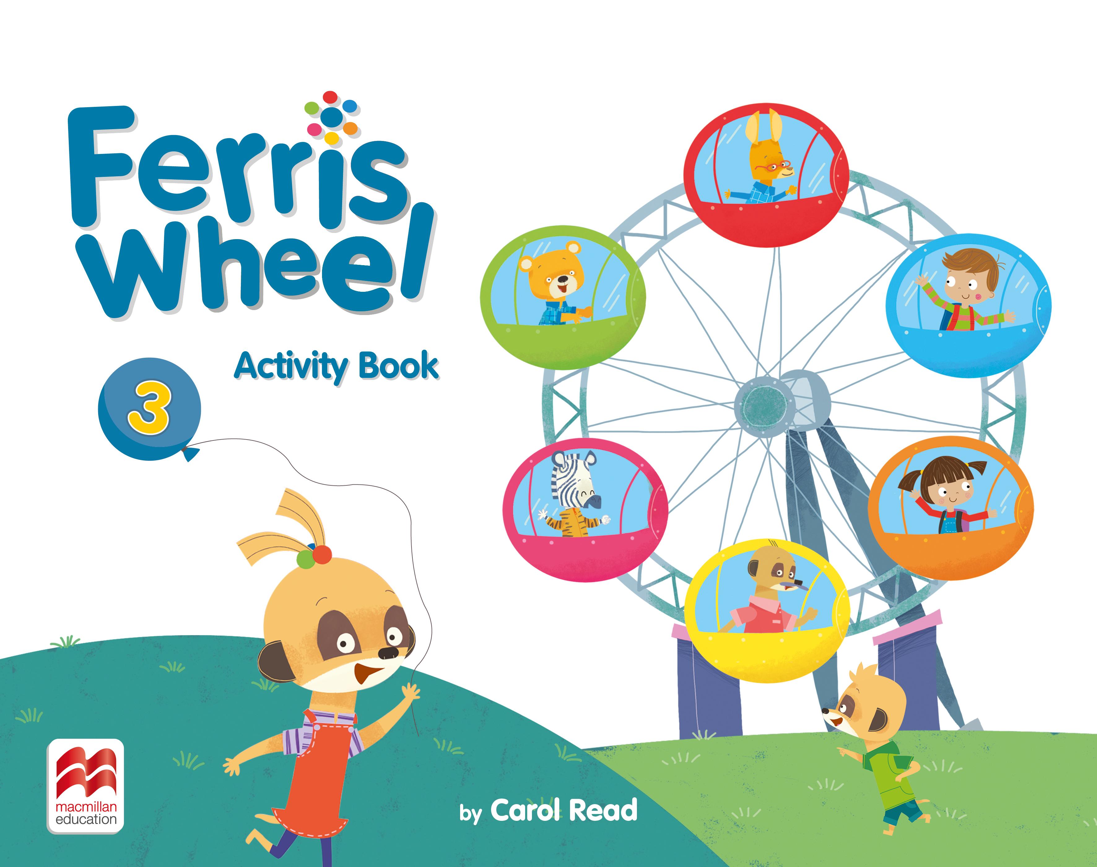 Ferris Wheel Level 3 Activity Book