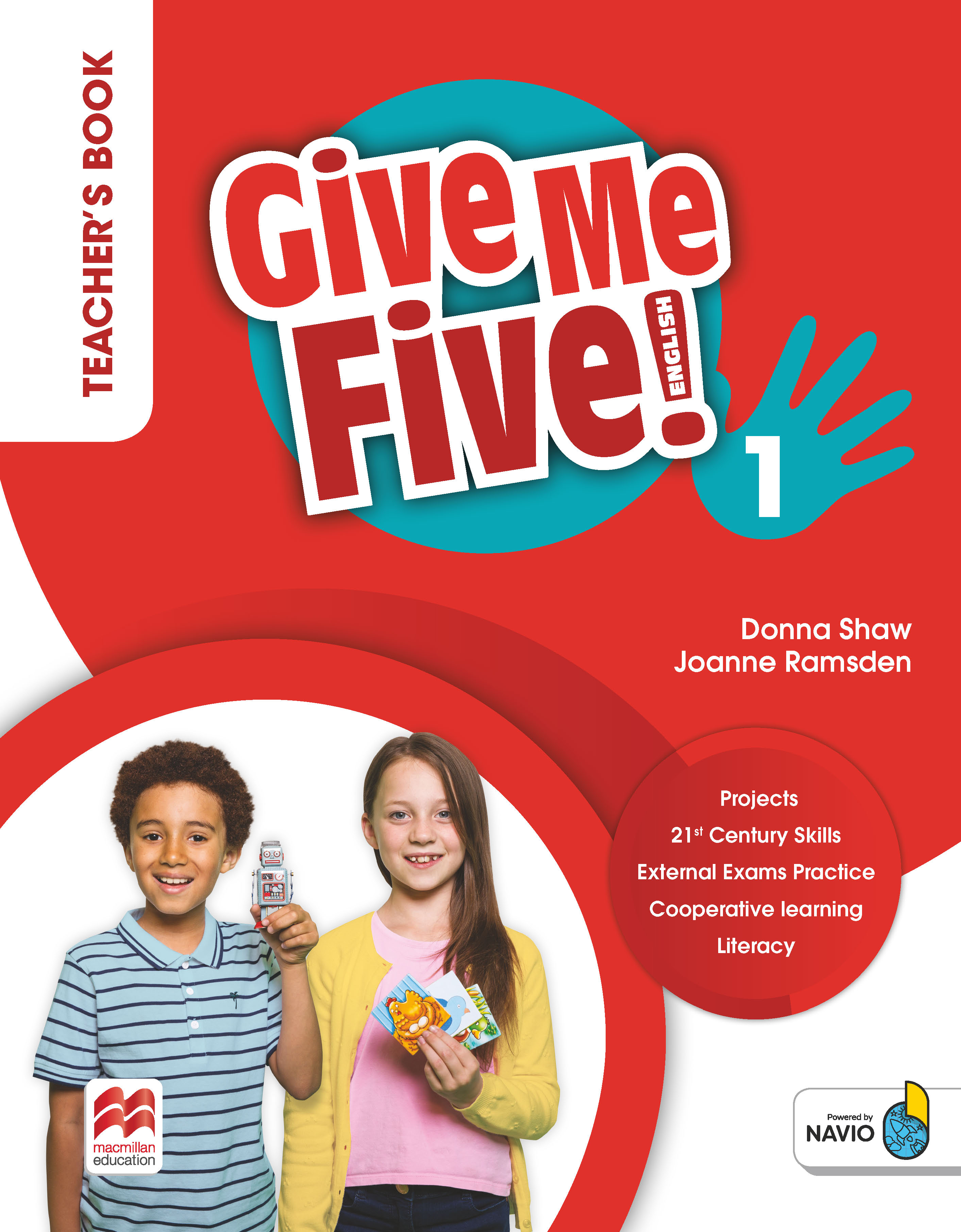 Give Me Five! Level 1 Teacher