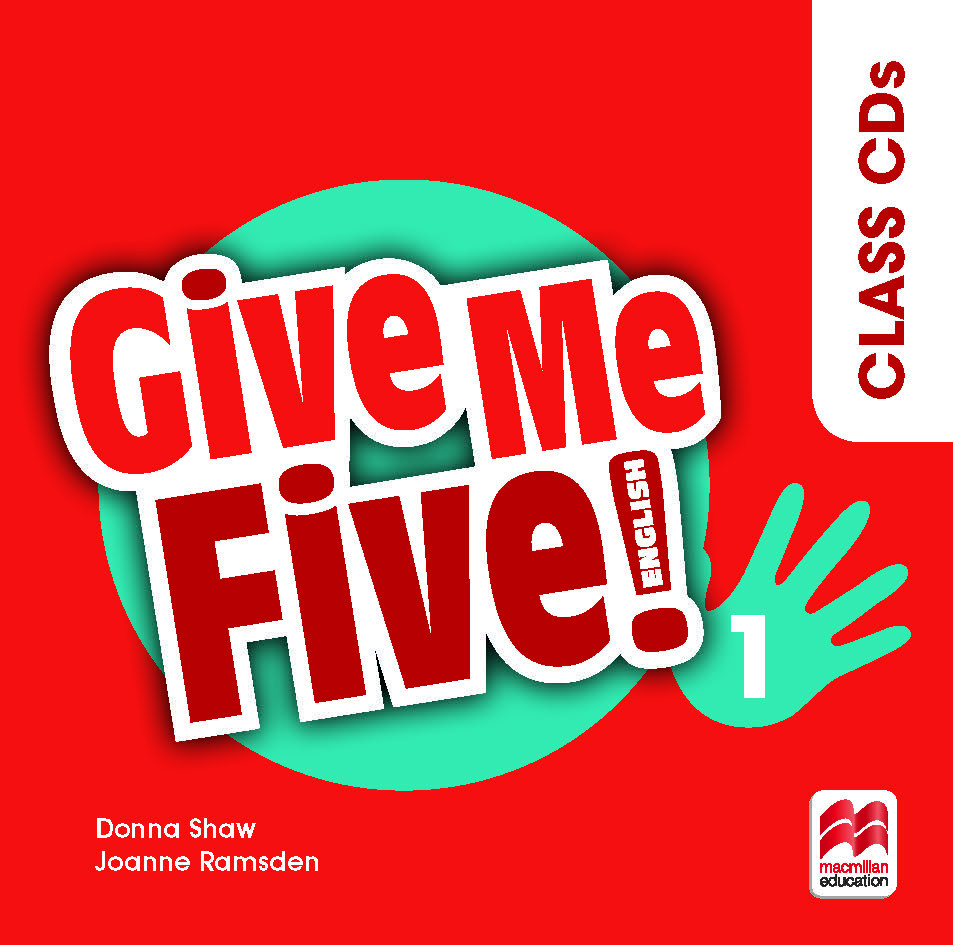 Give Me Five! Level 1 Audio CDs