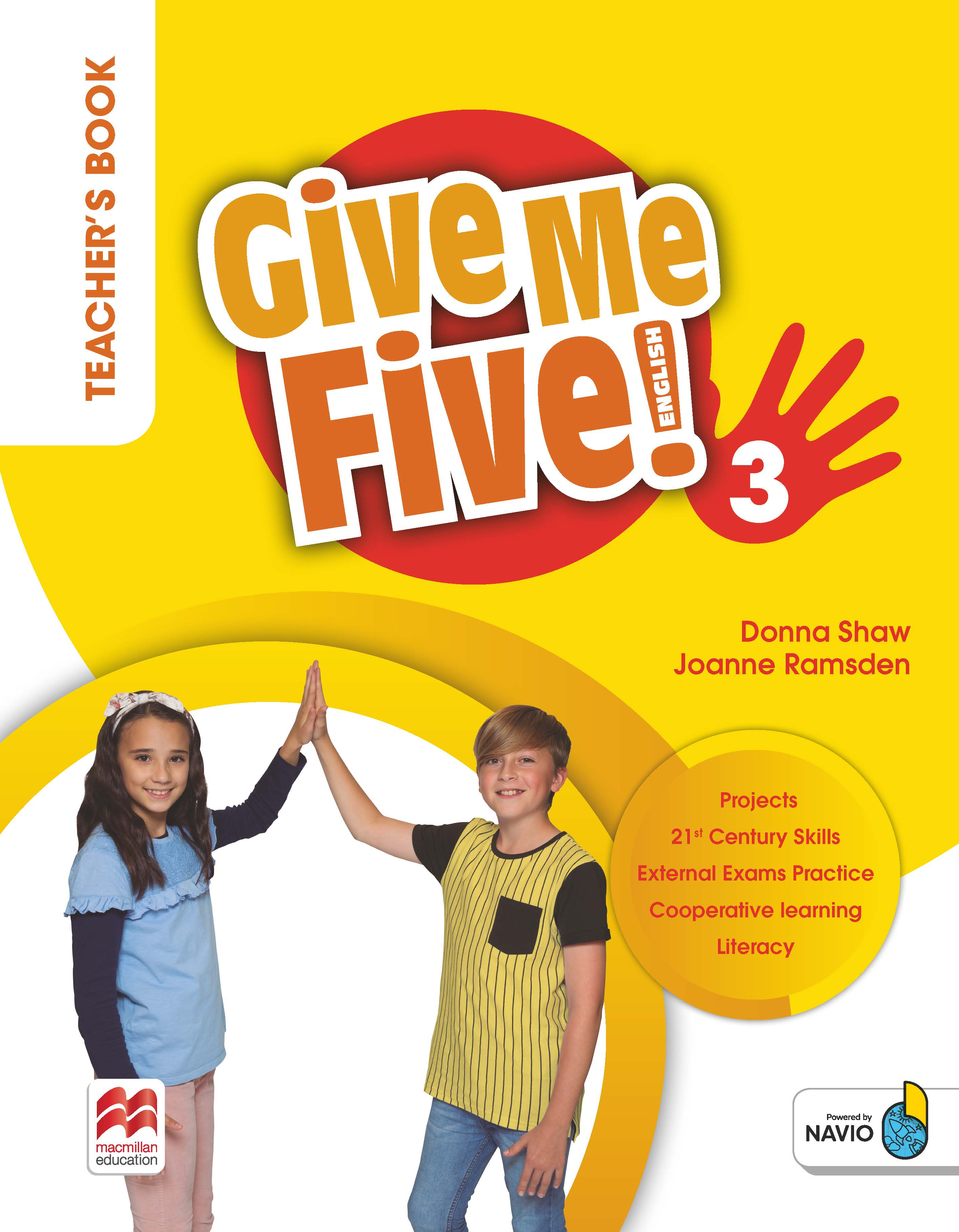 Give Me Five! Level 3 Teacher