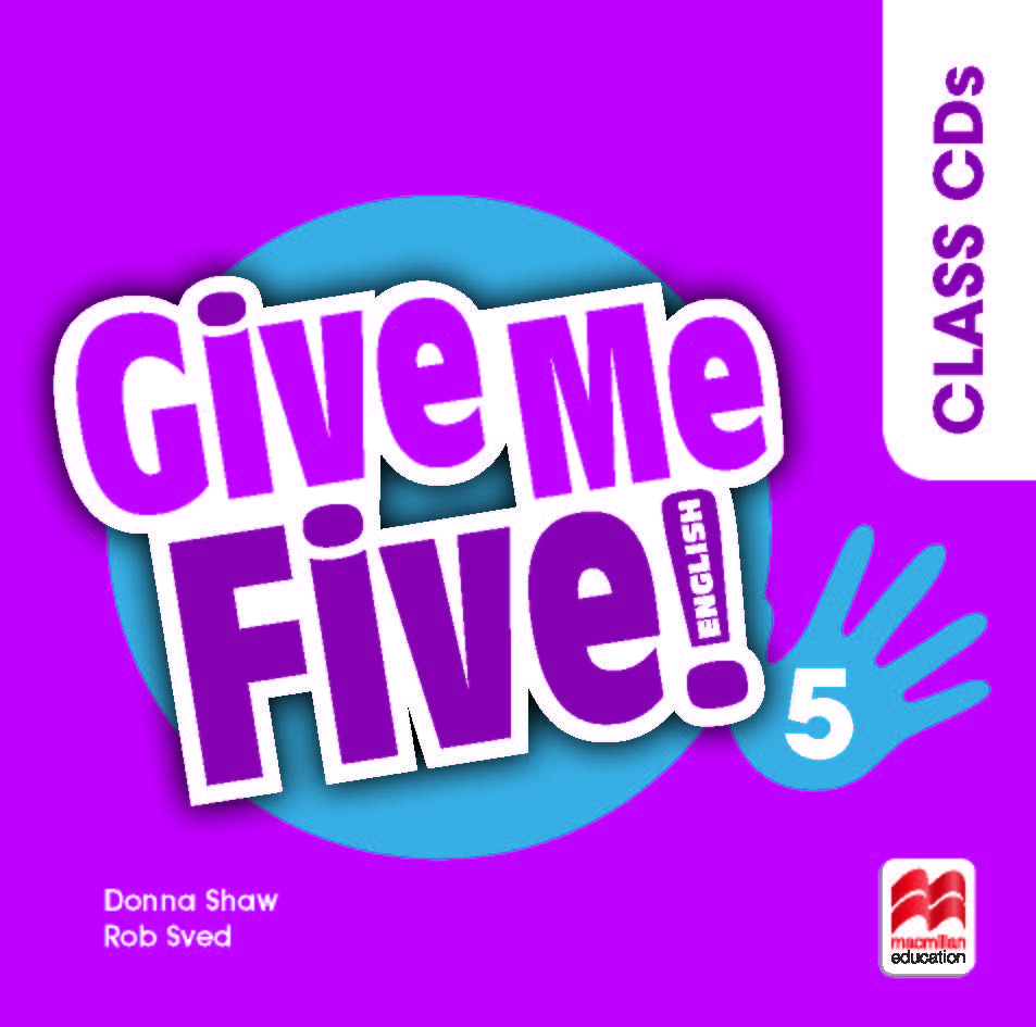 Give Me Five! Level 5 Audio CDs