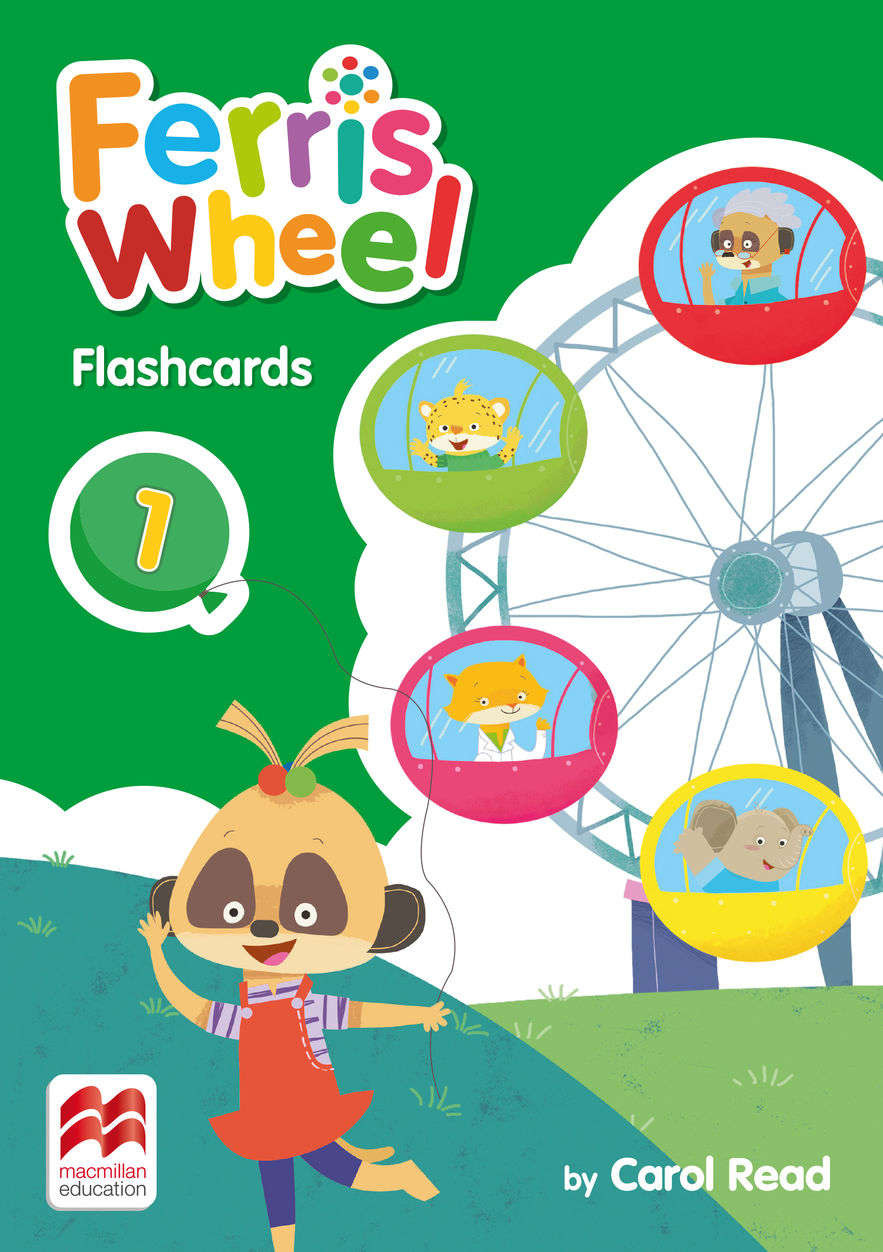 Ferris Wheel Level 1 Flashcards
