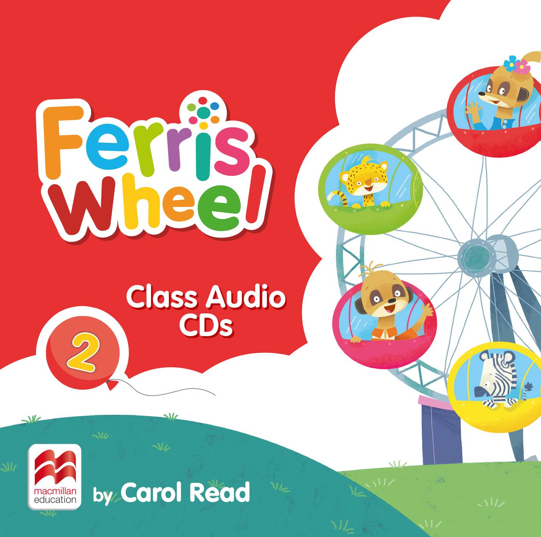 Ferris Wheel Level 2 Audio CD