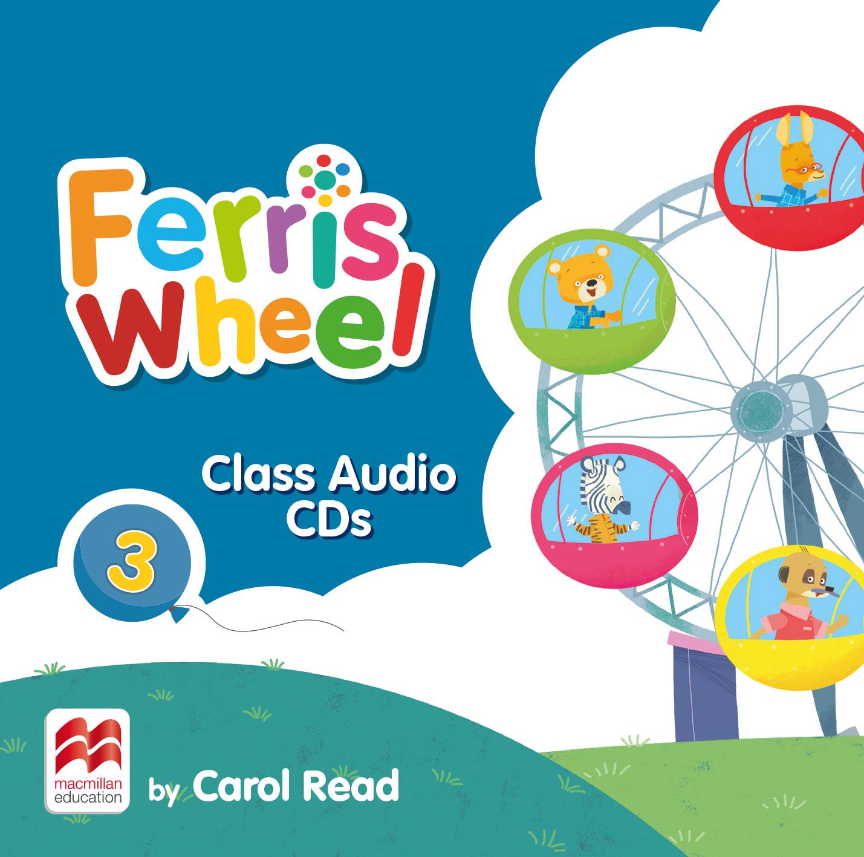 Ferris Wheel Level 3 Audio CD